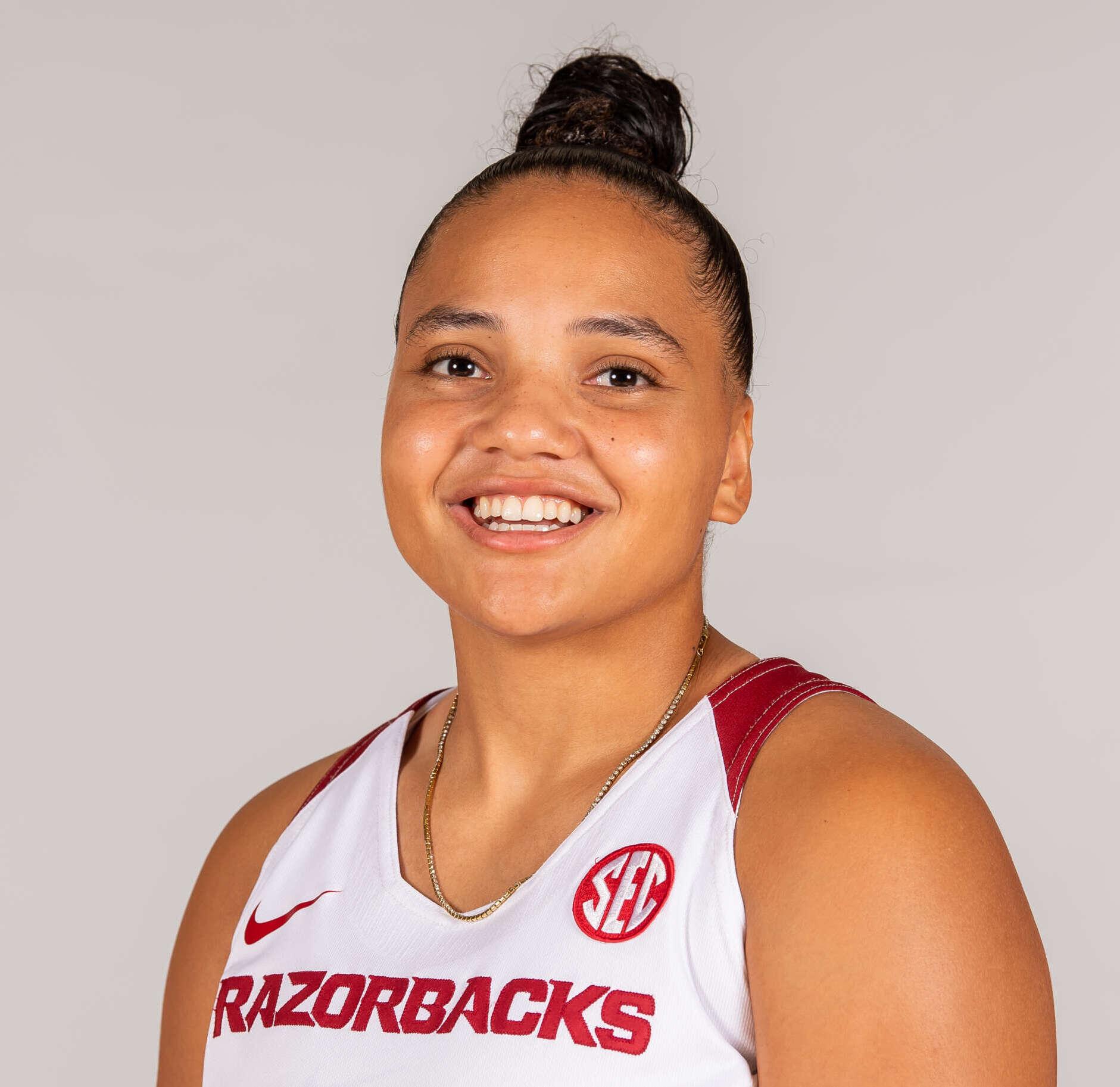 Destiny Slocum - Women's Basketball - Arkansas Razorbacks