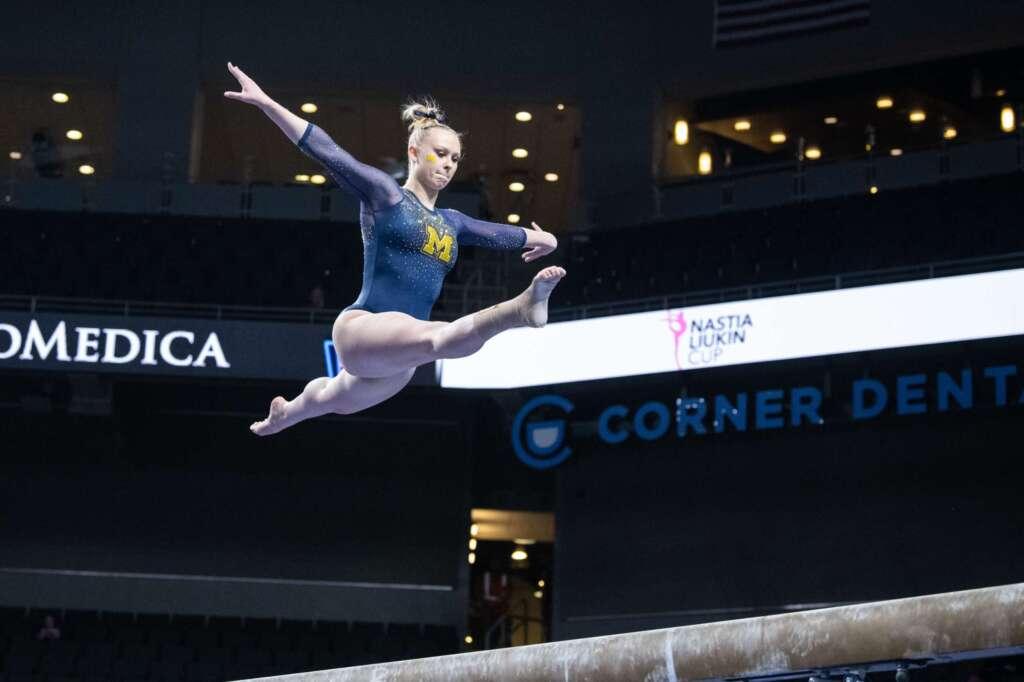 Wieber Adds Michigan Graduate Transfer to Roster