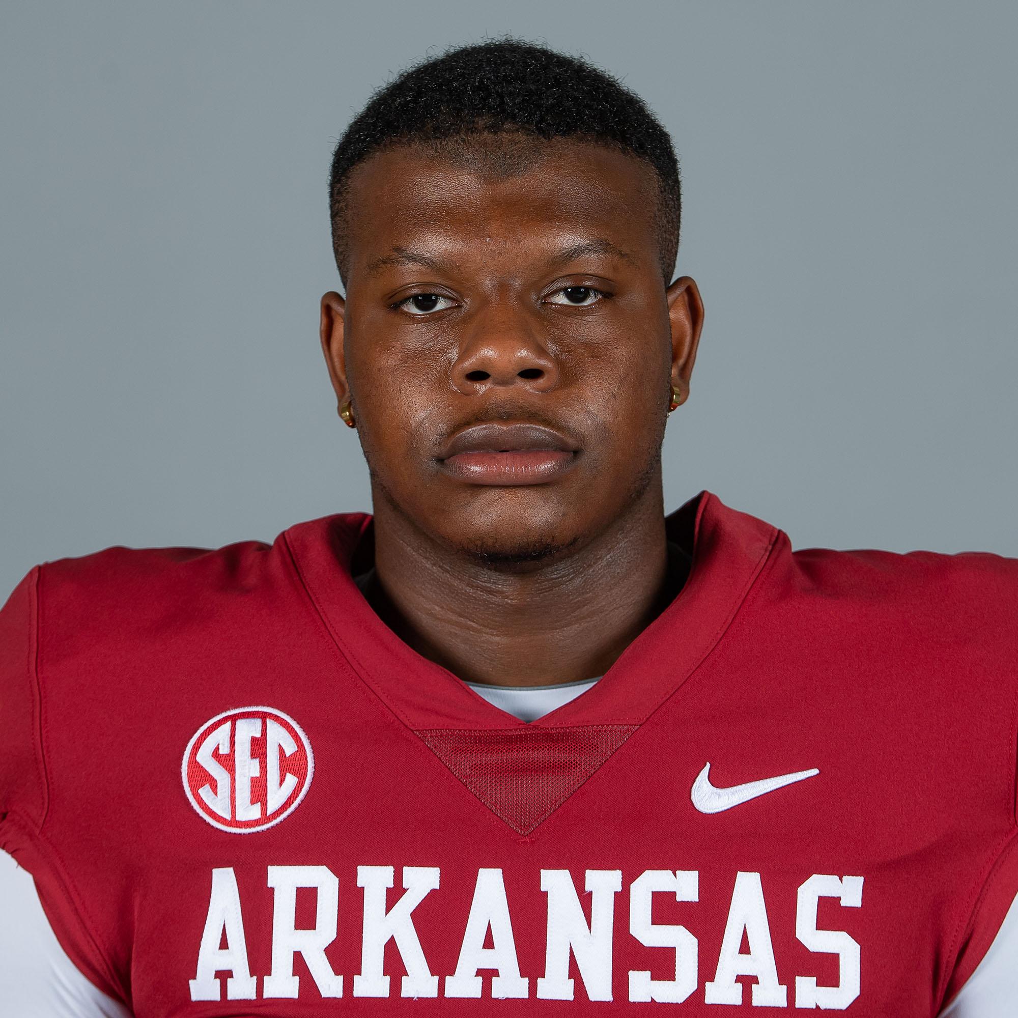KJ Jefferson - Football - Arkansas Razorbacks