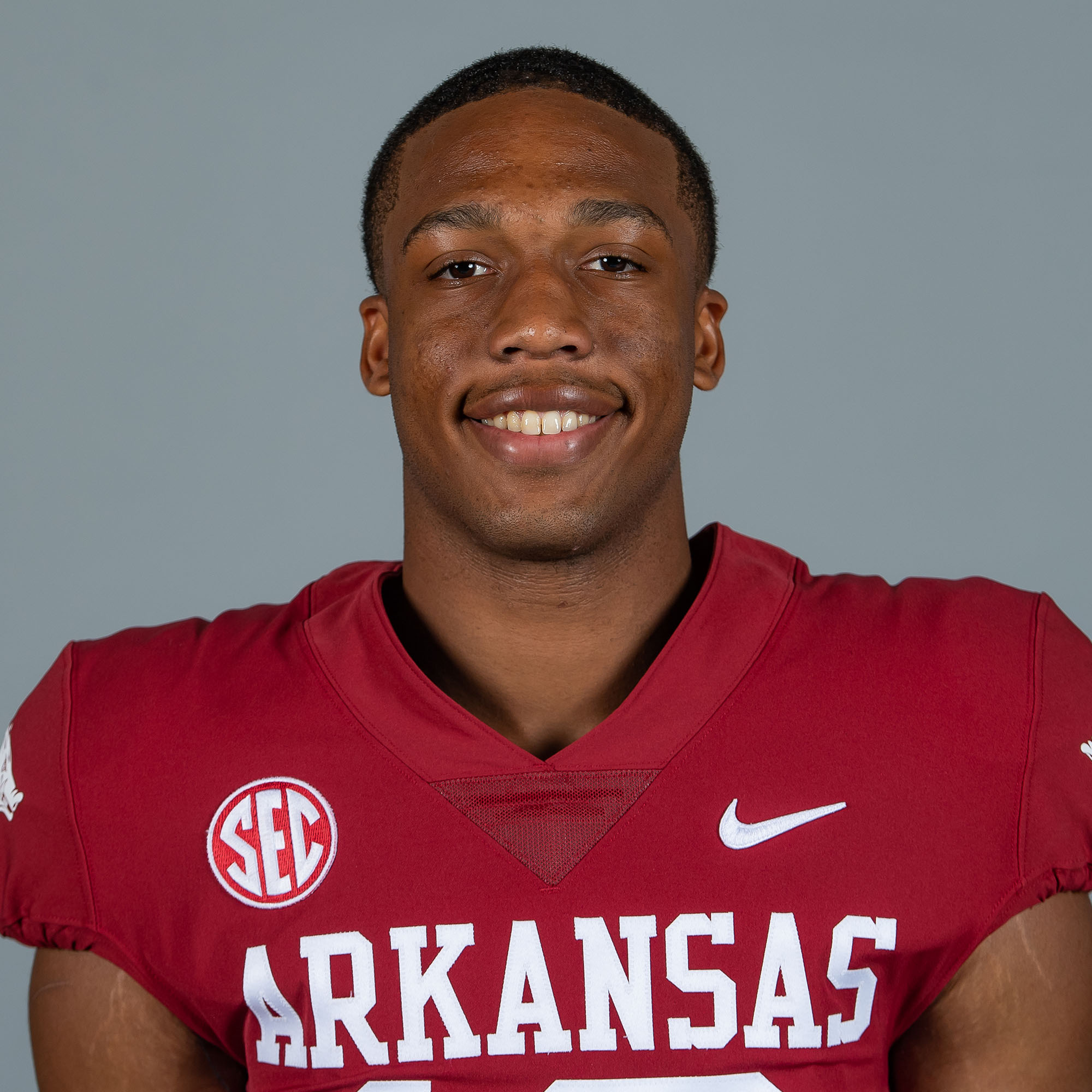 Myles Mason - Football - Arkansas Razorbacks