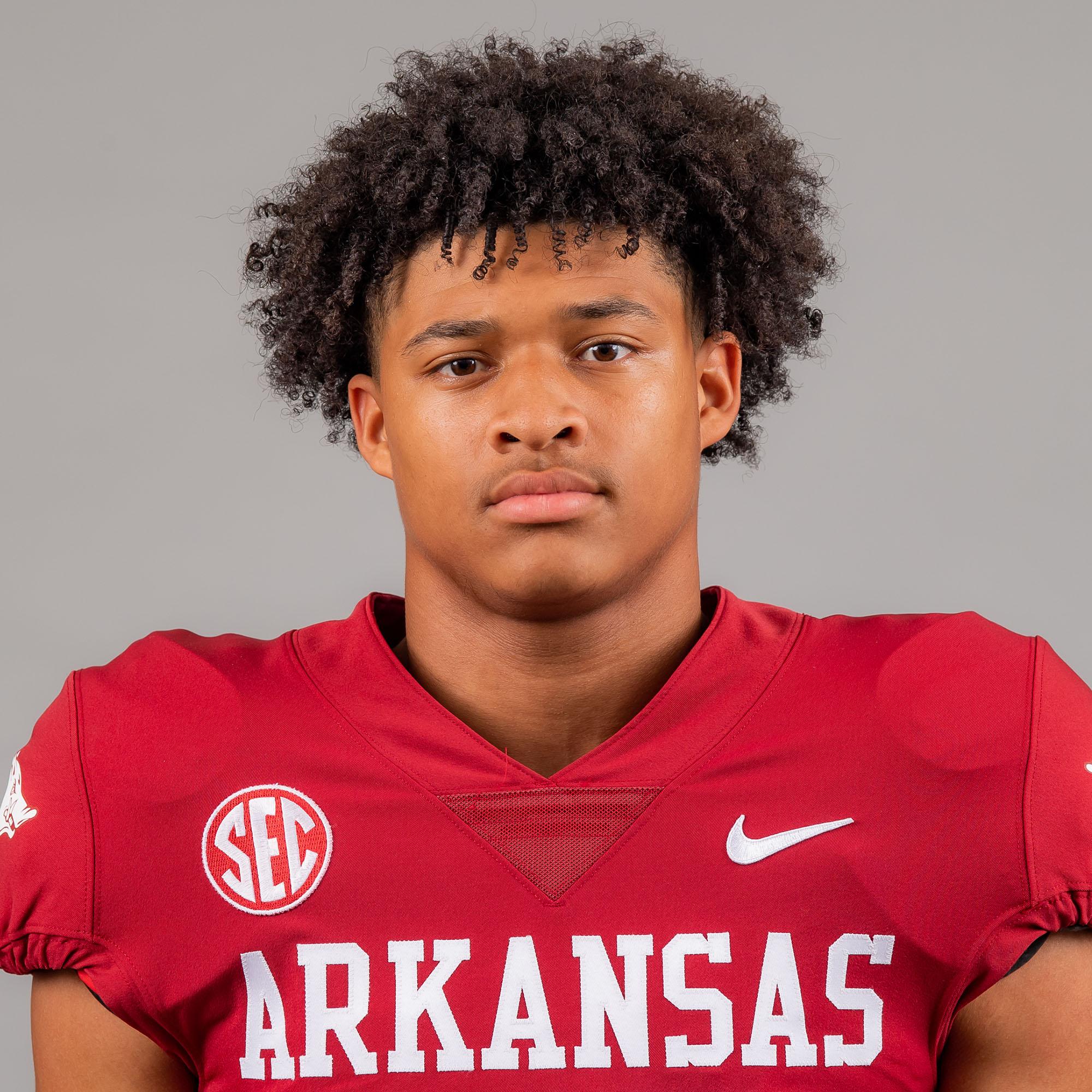 Khari Johnson - Football - Arkansas Razorbacks