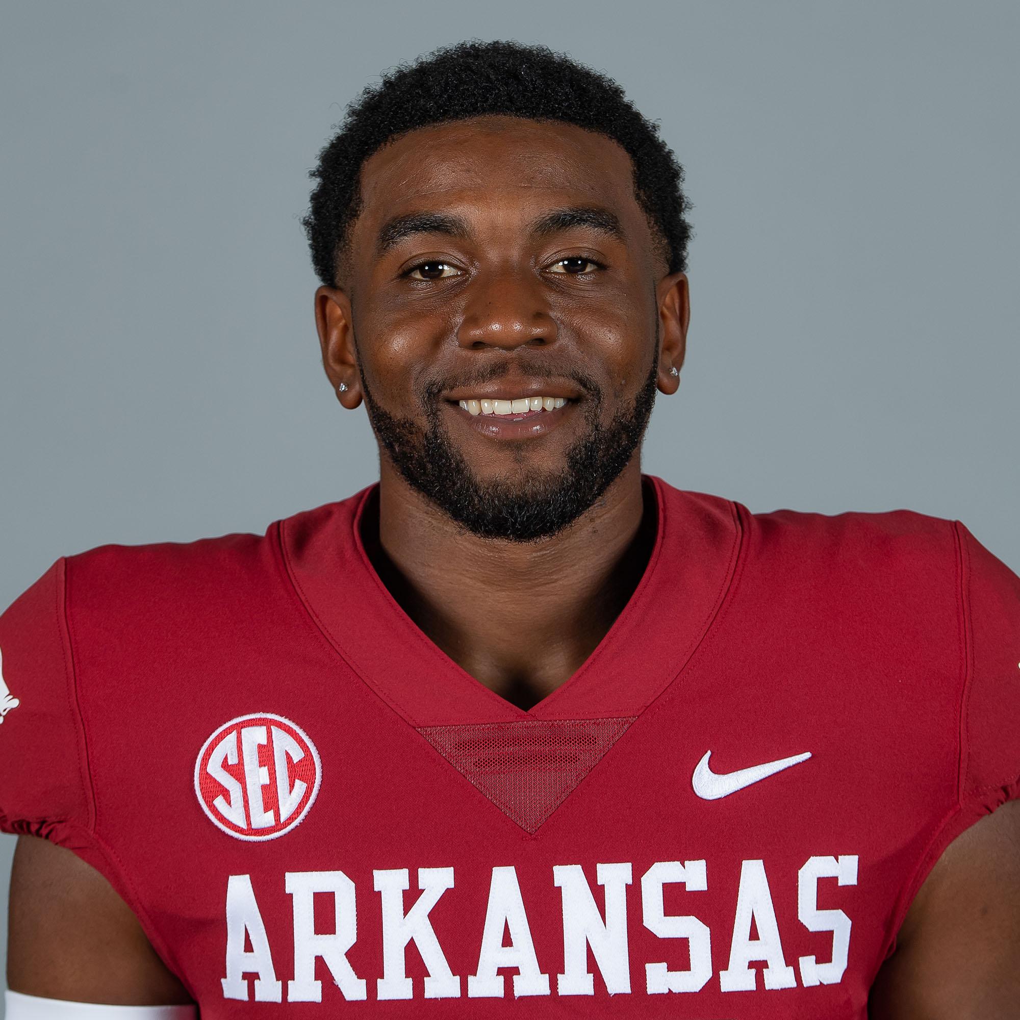 Tyson Morris - Football - Arkansas Razorbacks