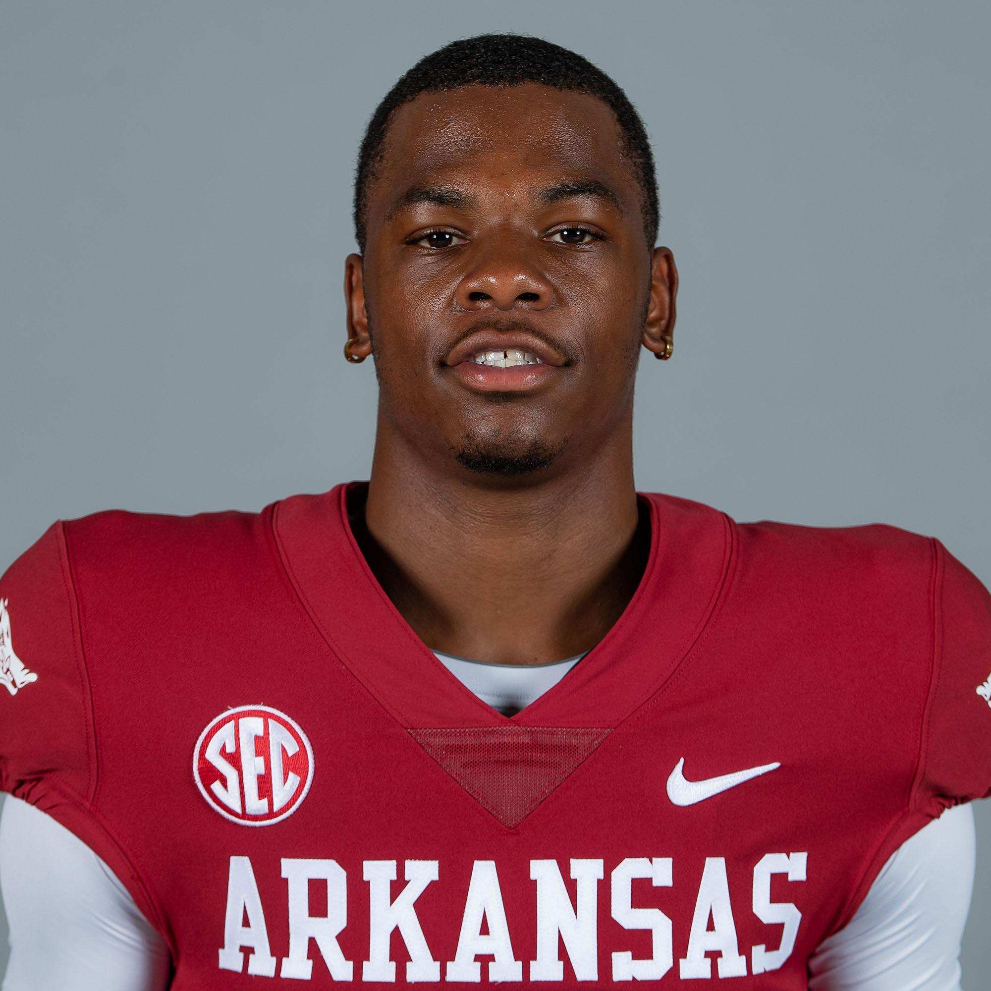 Malik Hornsby - Football - Arkansas Razorbacks