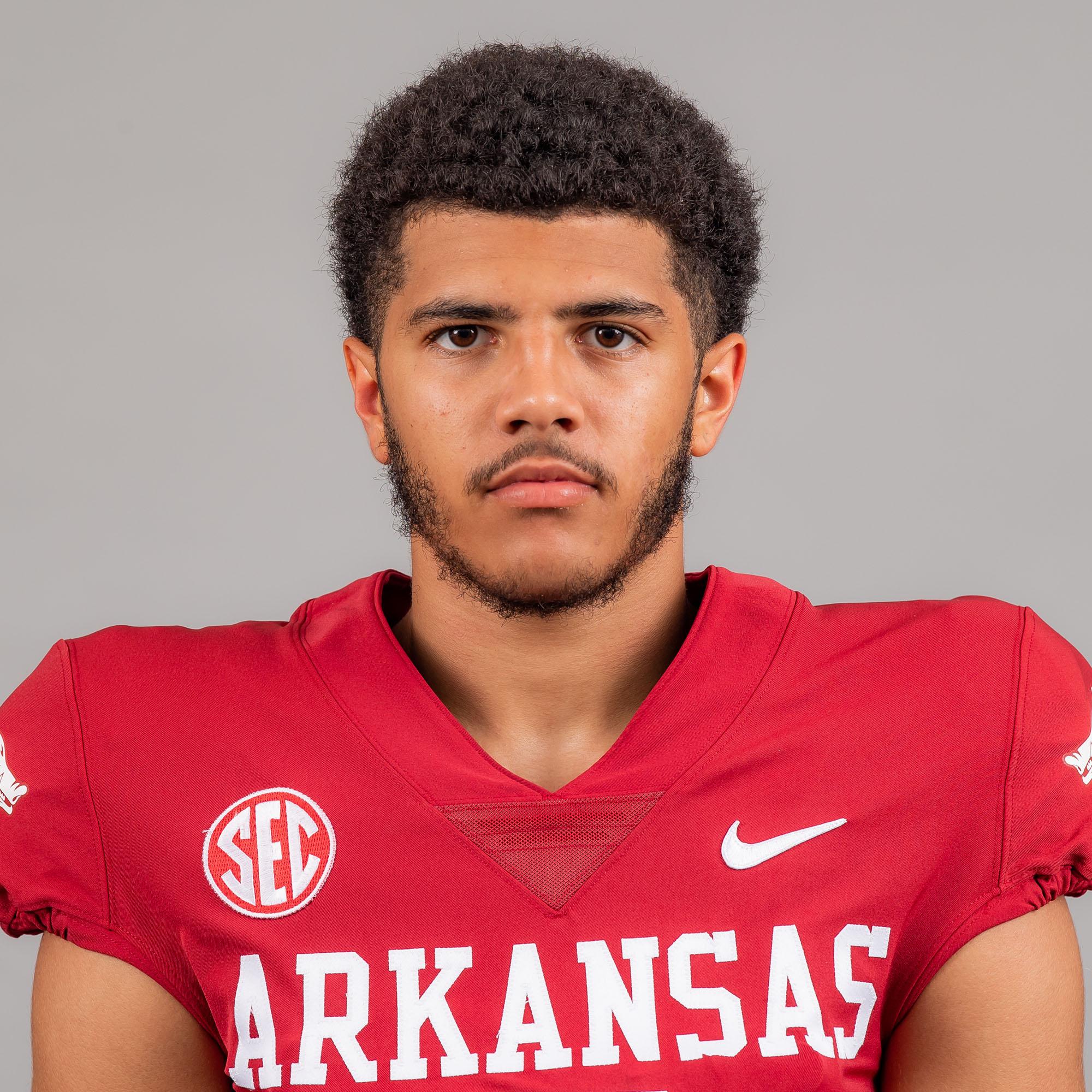 Myles Slusher - Football - Arkansas Razorbacks