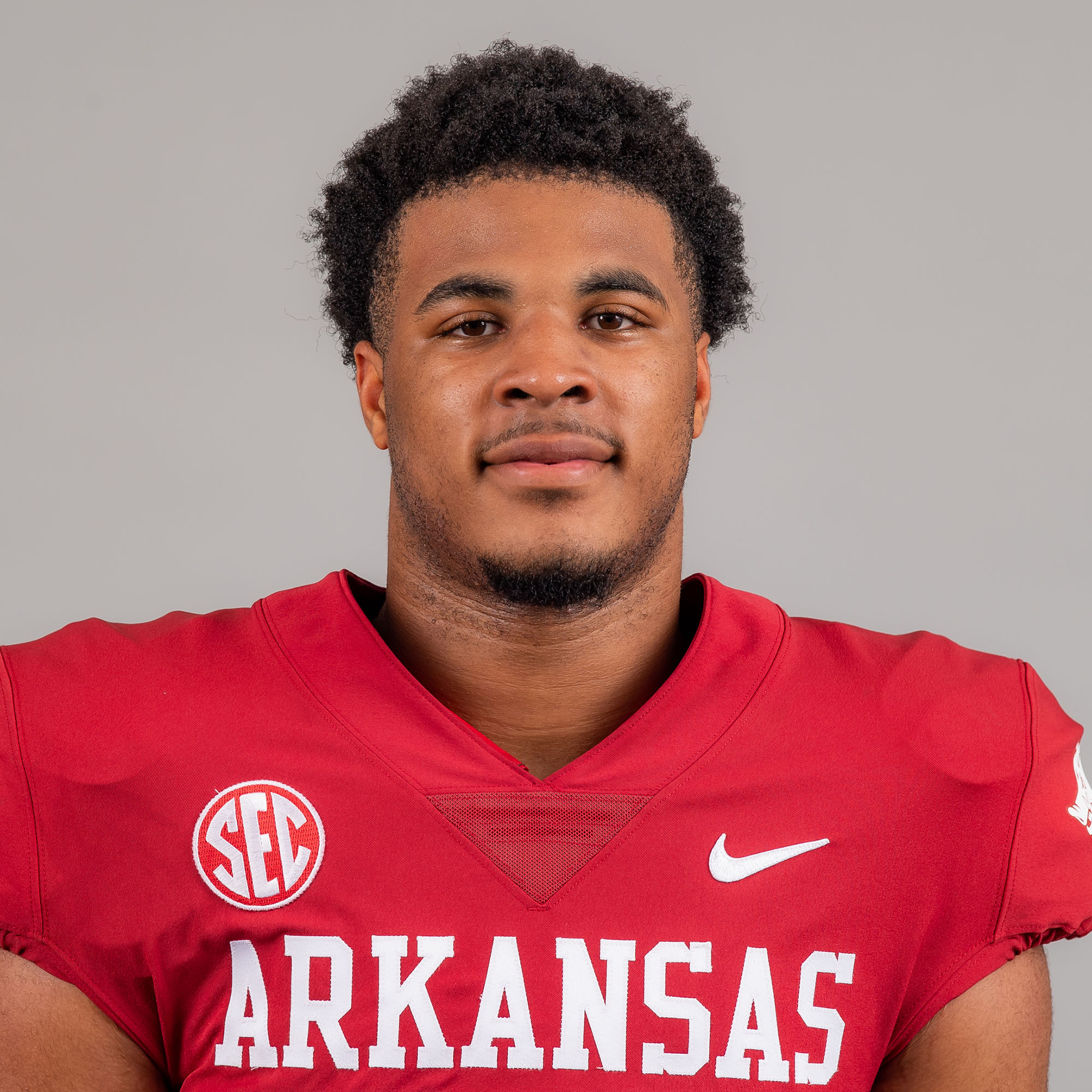 Dominique Johnson - Football - Arkansas Razorbacks