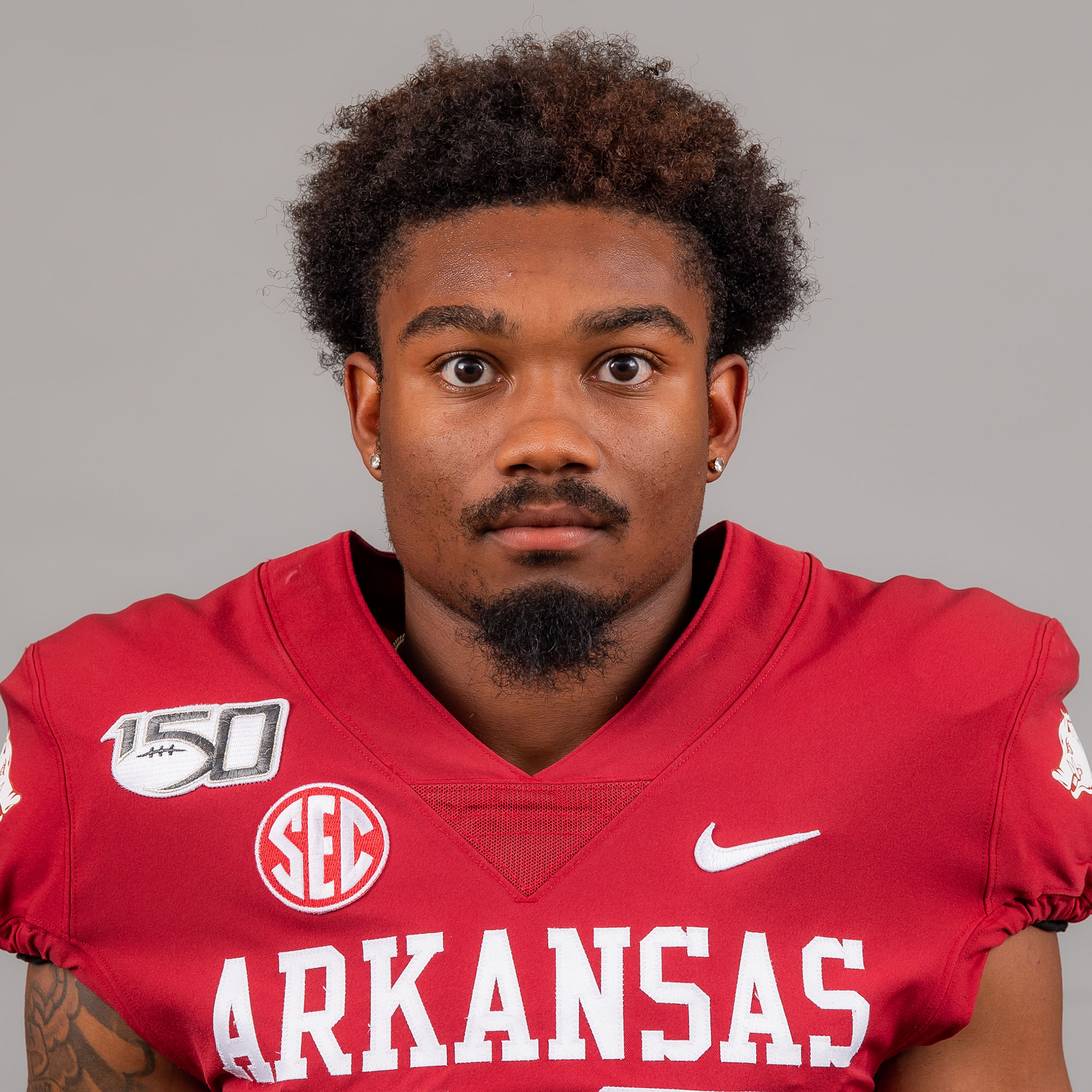 Josh Oglesby - Football - Arkansas Razorbacks