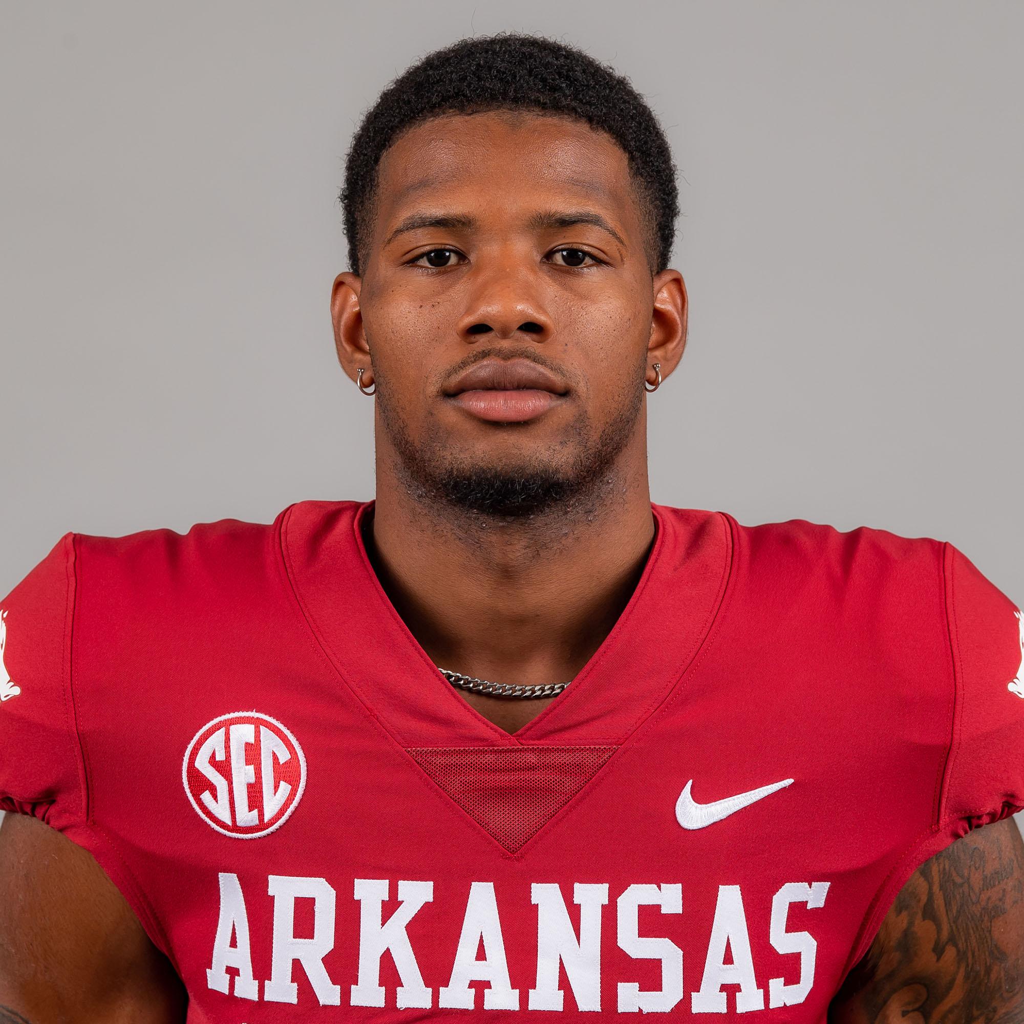 LaDarrius Bishop - Football - Arkansas Razorbacks