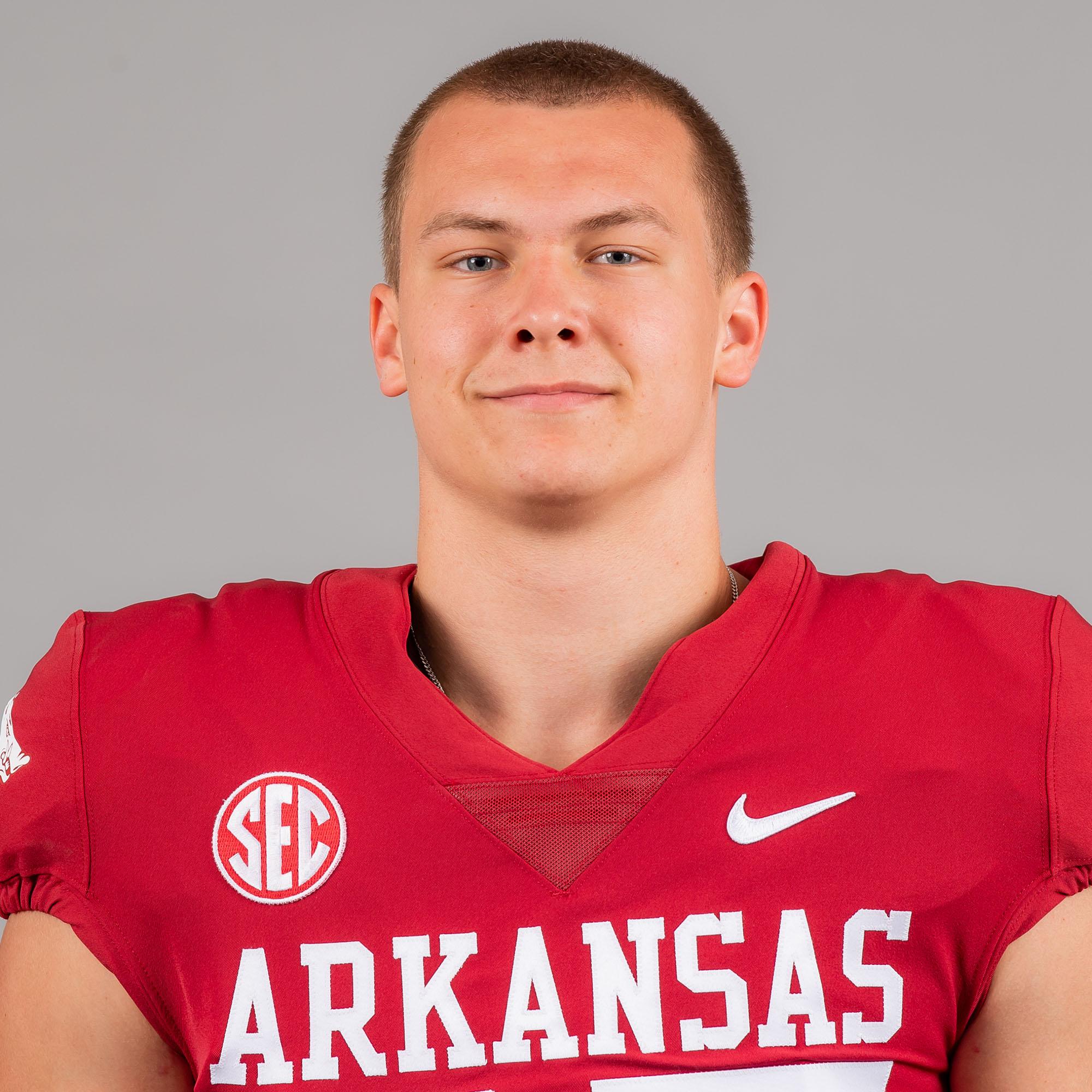 Zach Zimos - Football - Arkansas Razorbacks