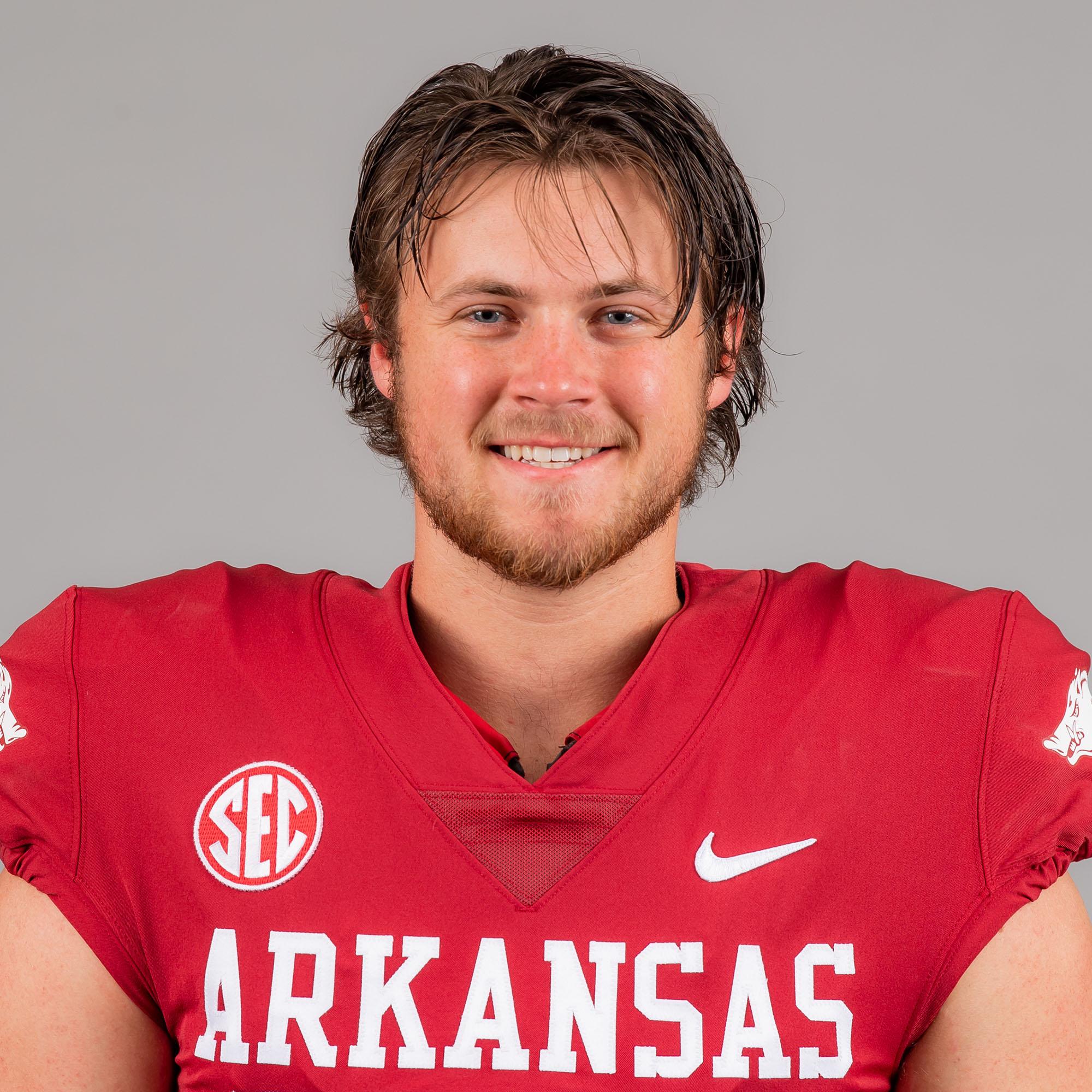 Reid Bauer - Football - Arkansas Razorbacks