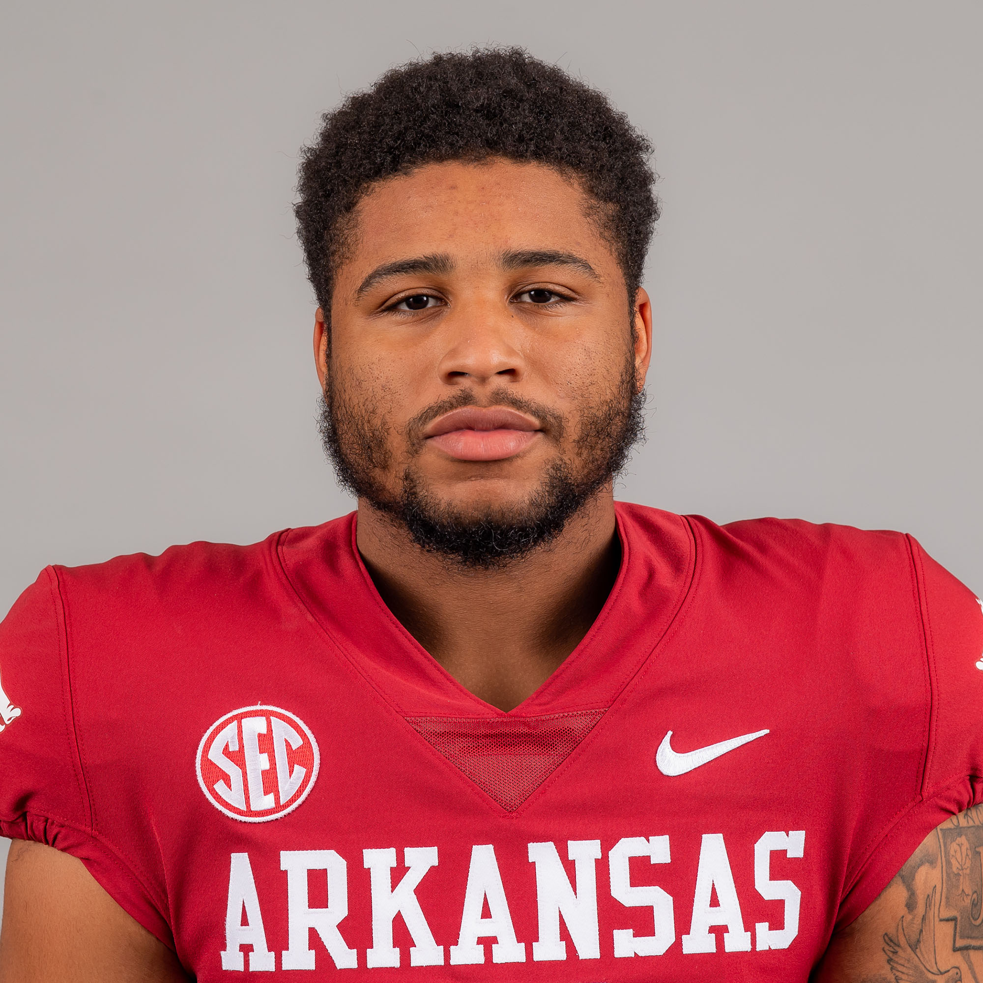 Koilan Jackson - Football - Arkansas Razorbacks