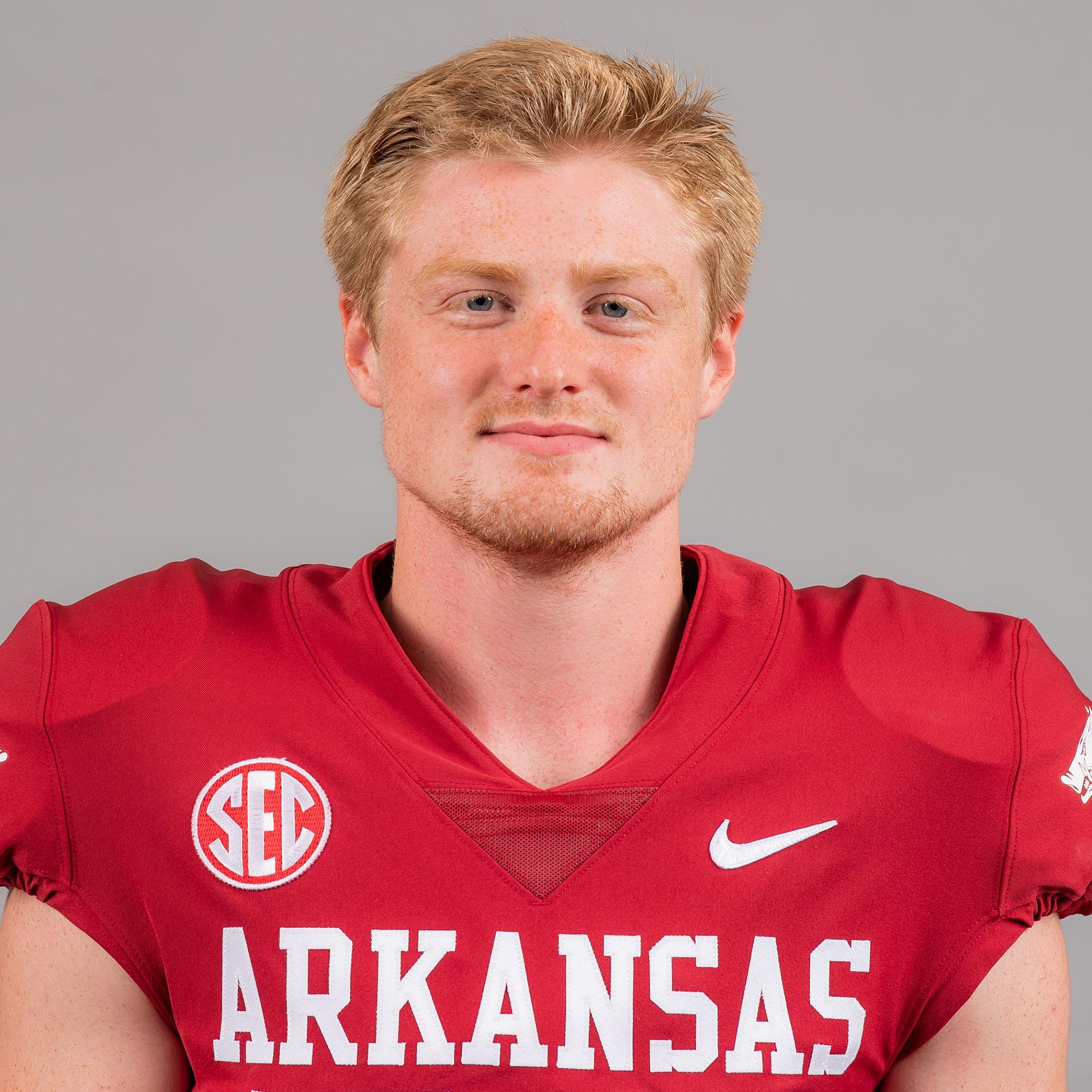 Reid Turner - Football - Arkansas Razorbacks