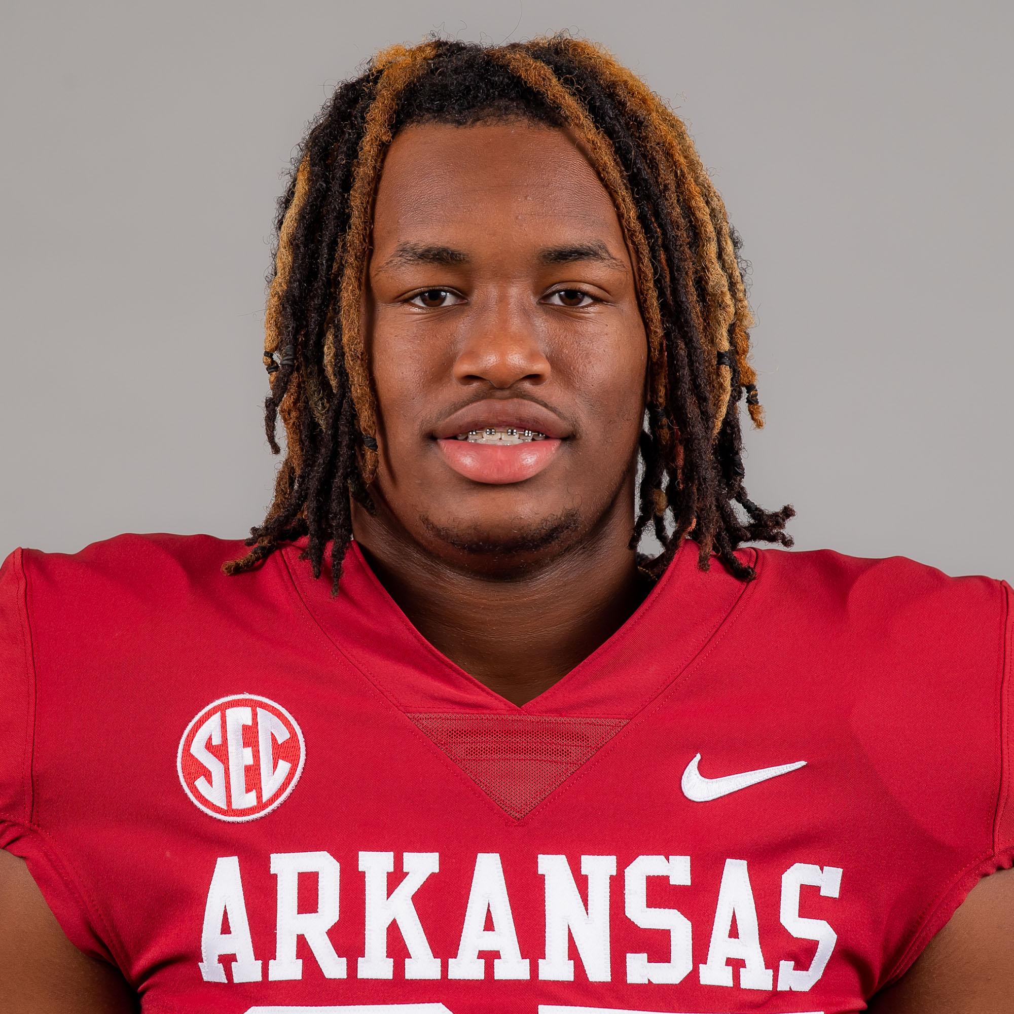 Eric Thomas Jr. - Football - Arkansas Razorbacks