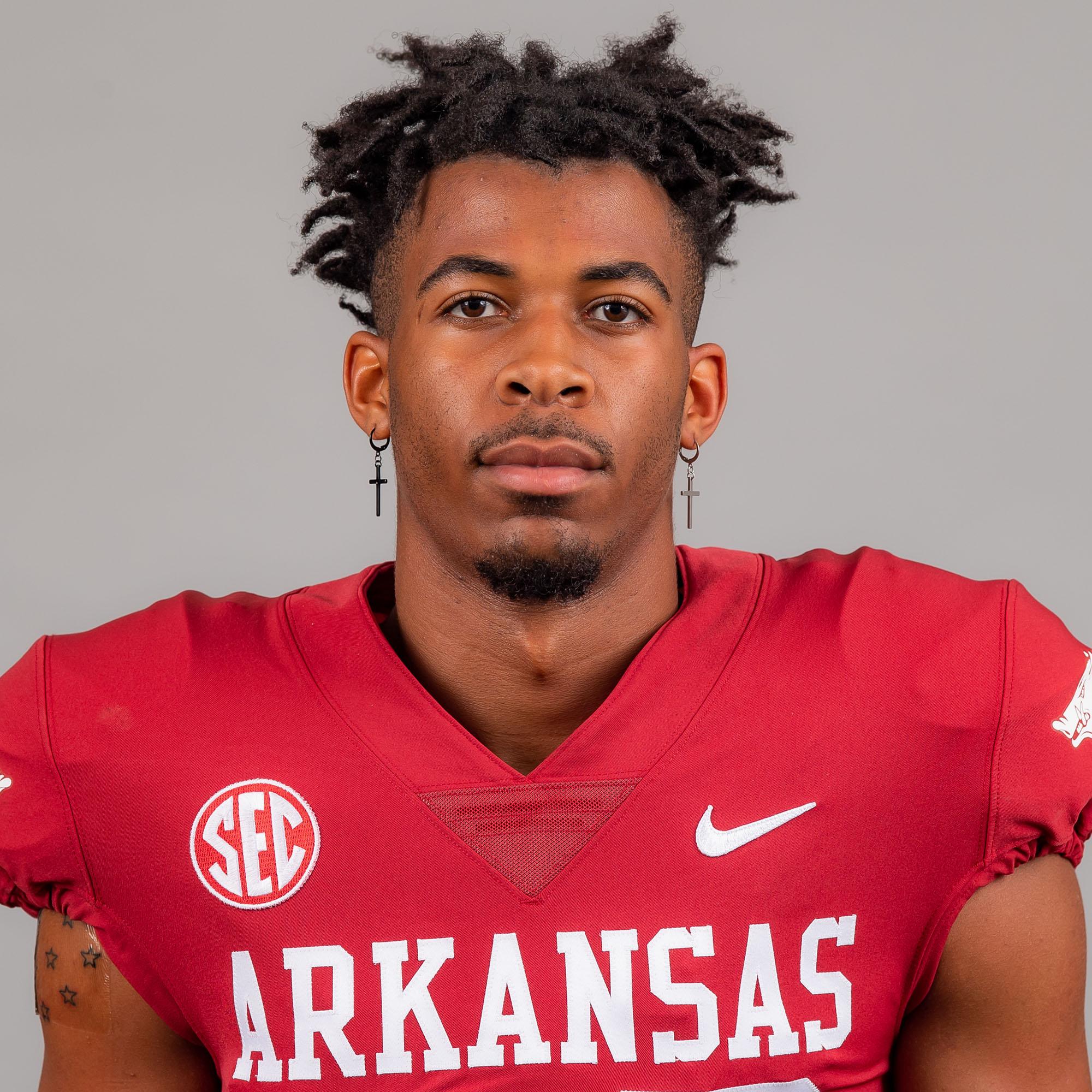 Jon Conley - Football - Arkansas Razorbacks