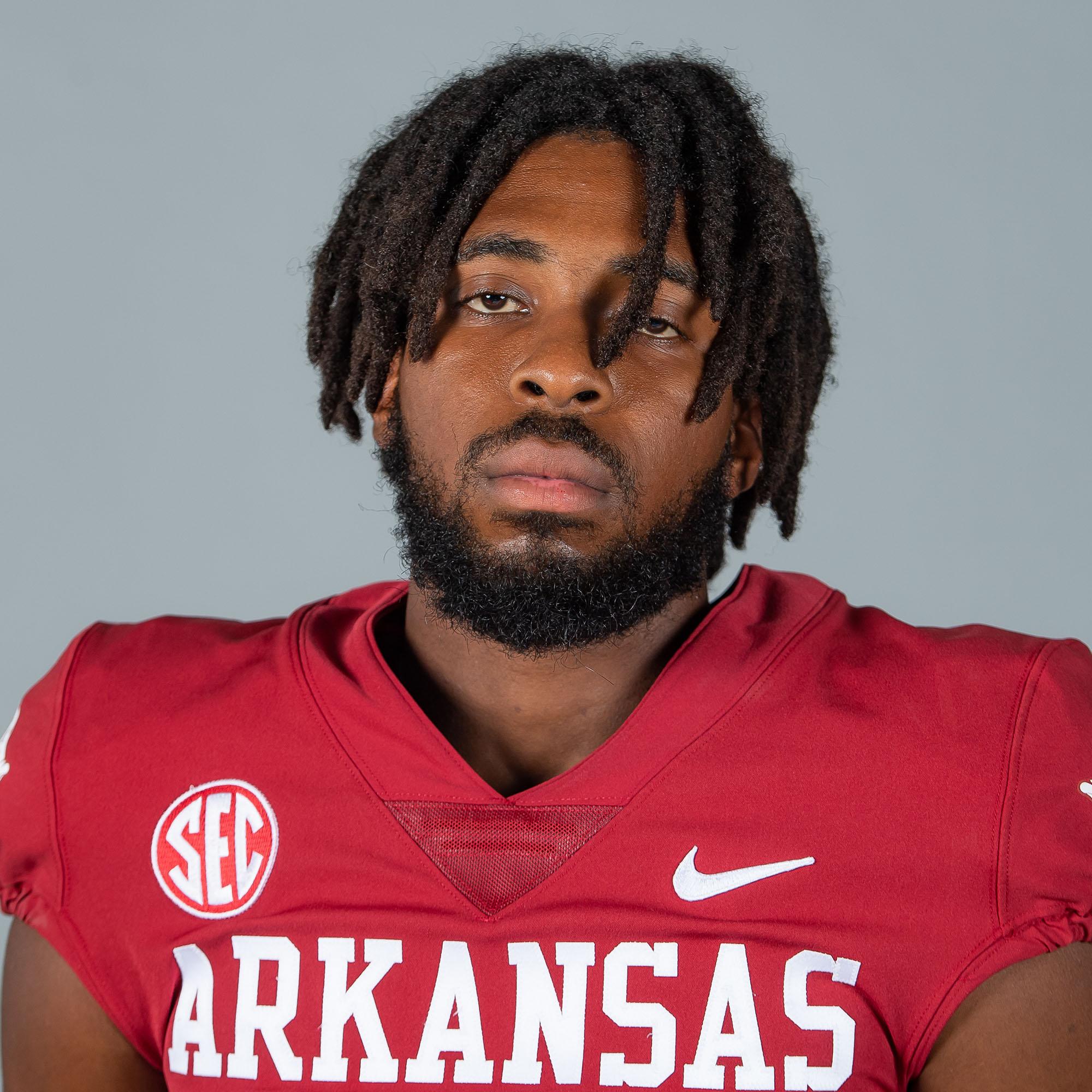 Jarques McClellion - Football - Arkansas Razorbacks