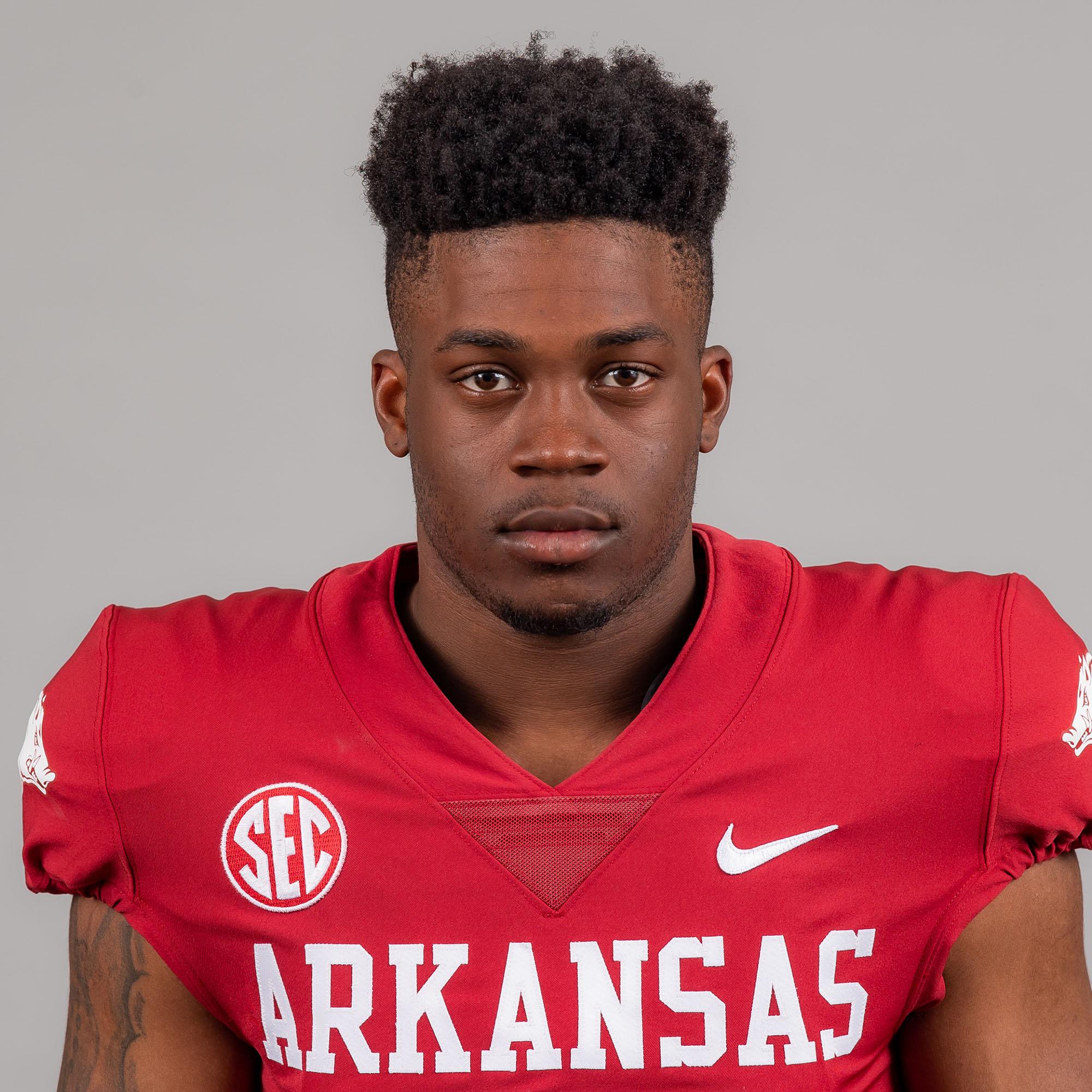 T.J. Hammonds - Football - Arkansas Razorbacks