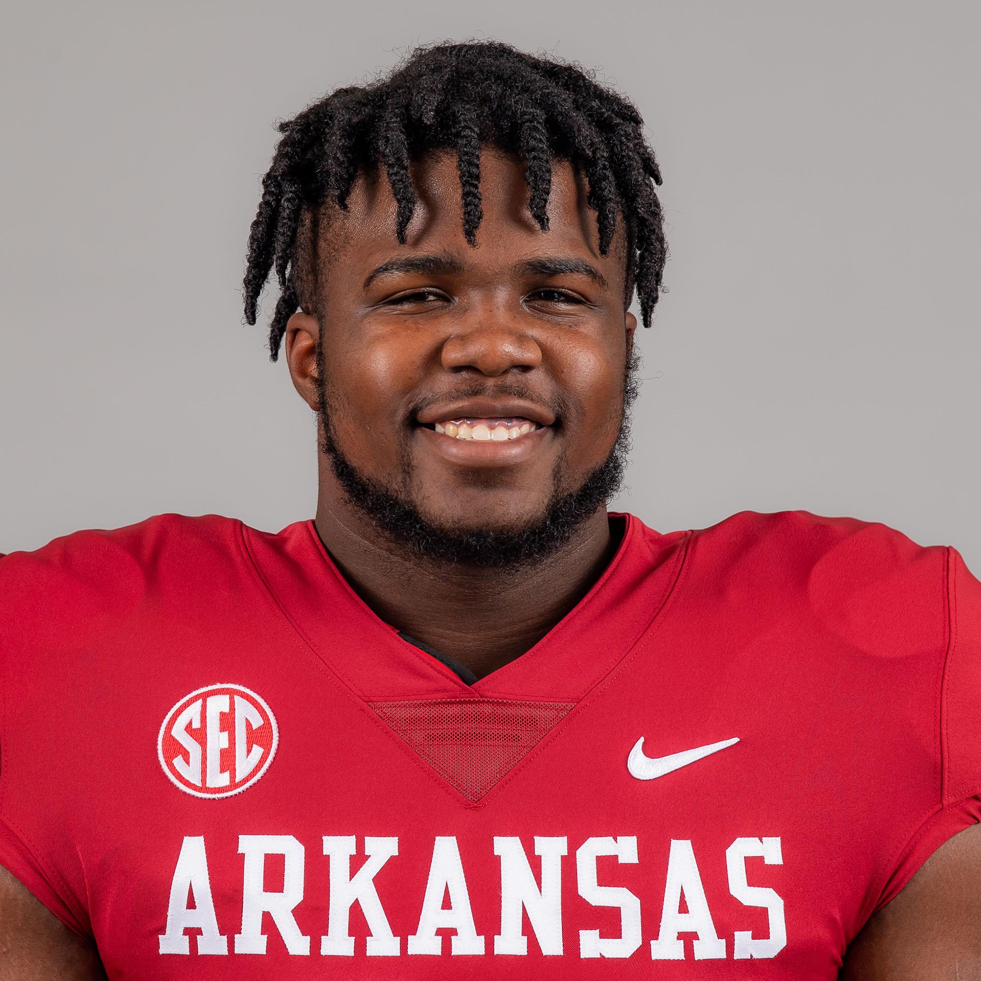 Andy Boykin - Football - Arkansas Razorbacks