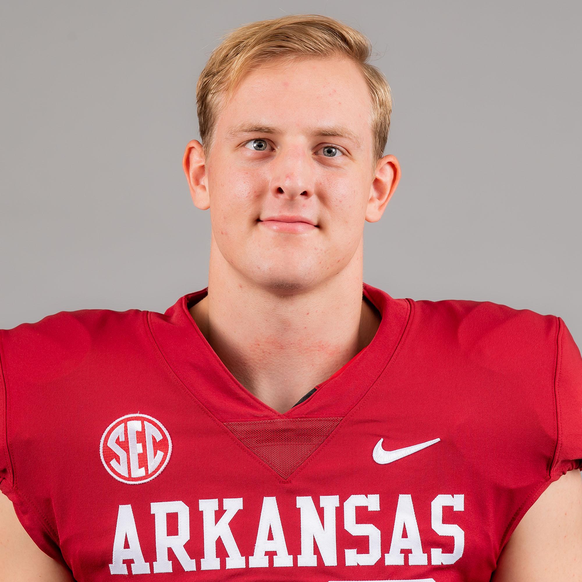 Nathan Bax - Football - Arkansas Razorbacks