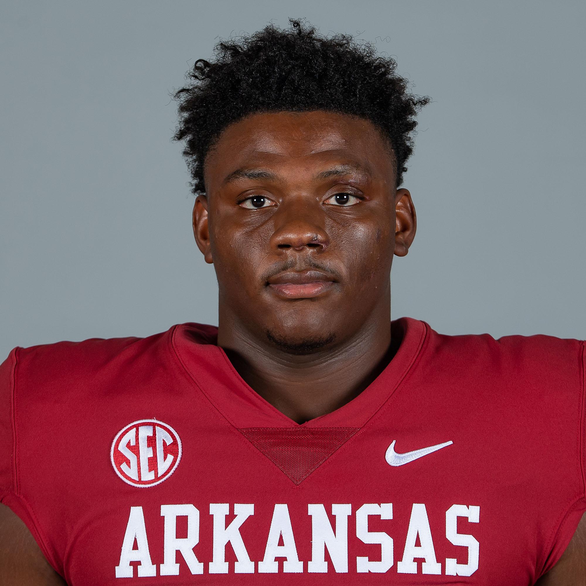 Eric Gregory - Football - Arkansas Razorbacks