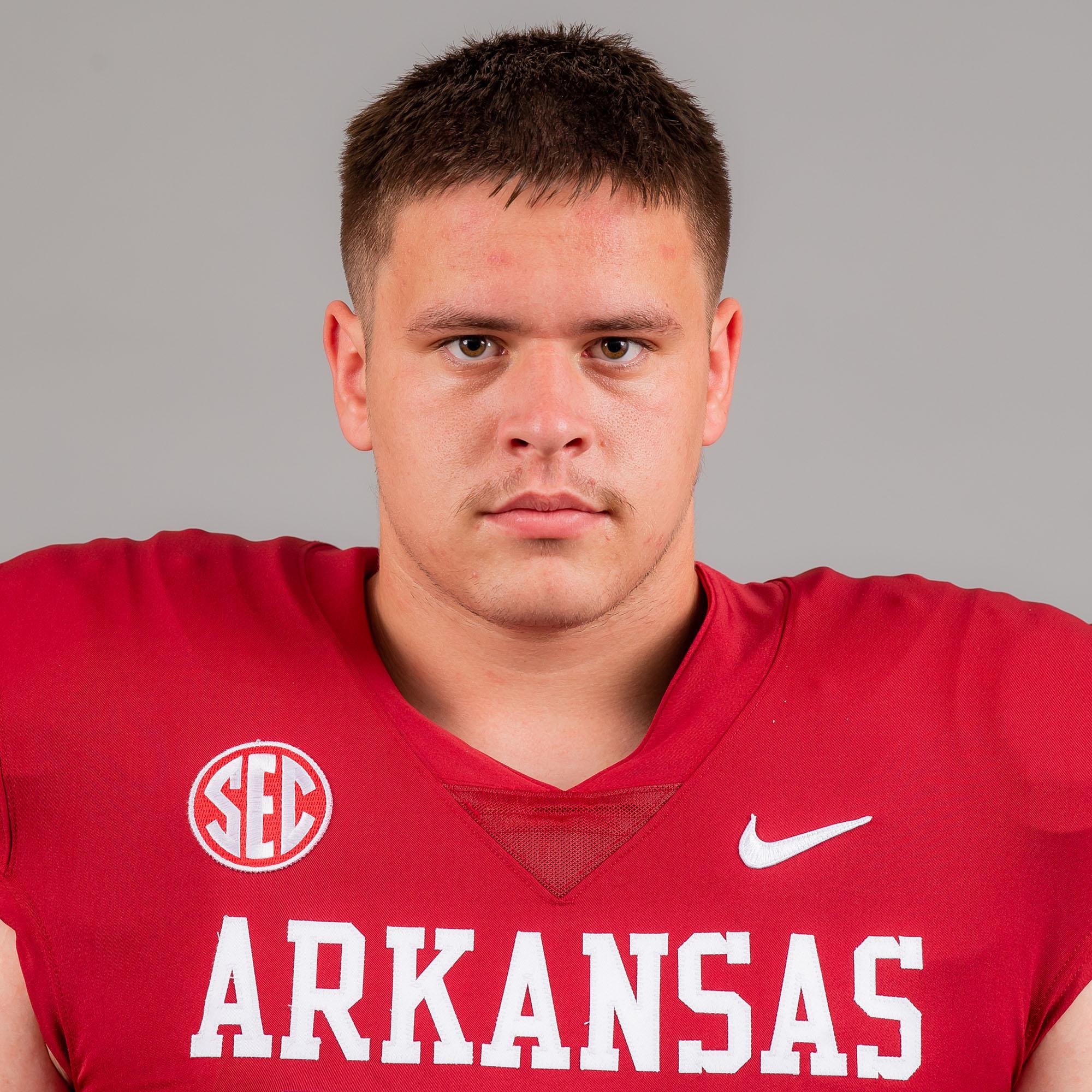 Ricky Stromberg - Football - Arkansas Razorbacks