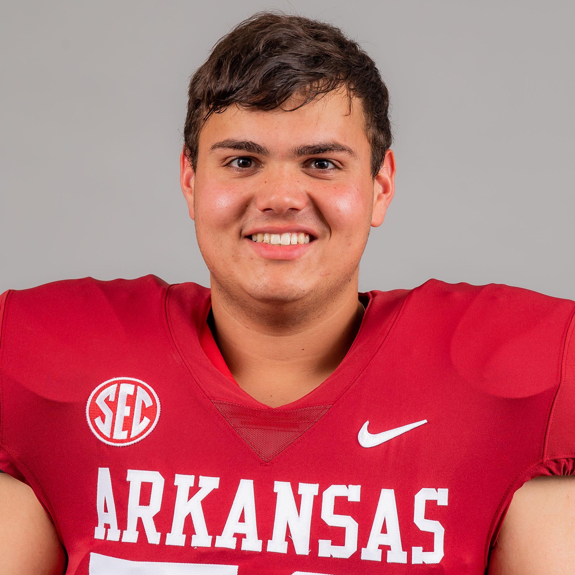 John Oehrlein - Football - Arkansas Razorbacks