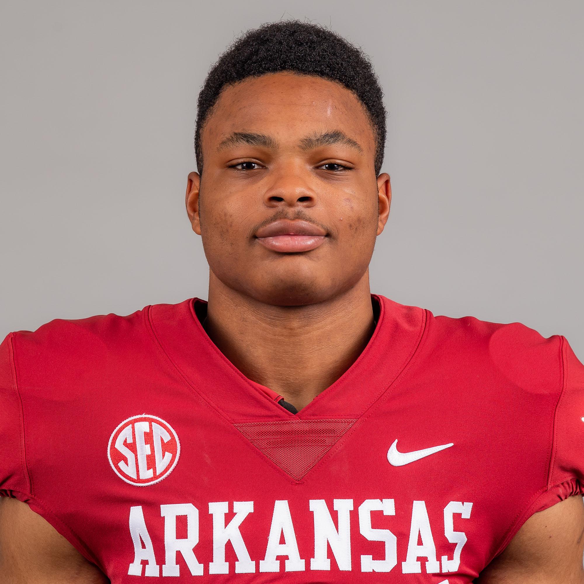 Jashaud Stewart - Football - Arkansas Razorbacks