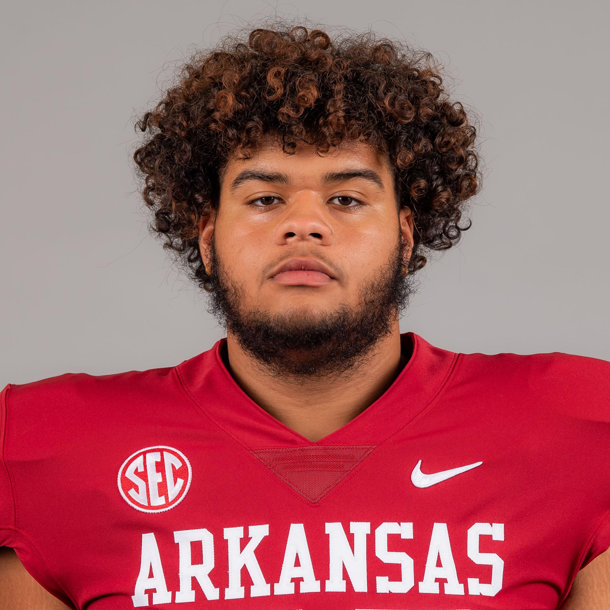 Marcus Henderson - Football - Arkansas Razorbacks