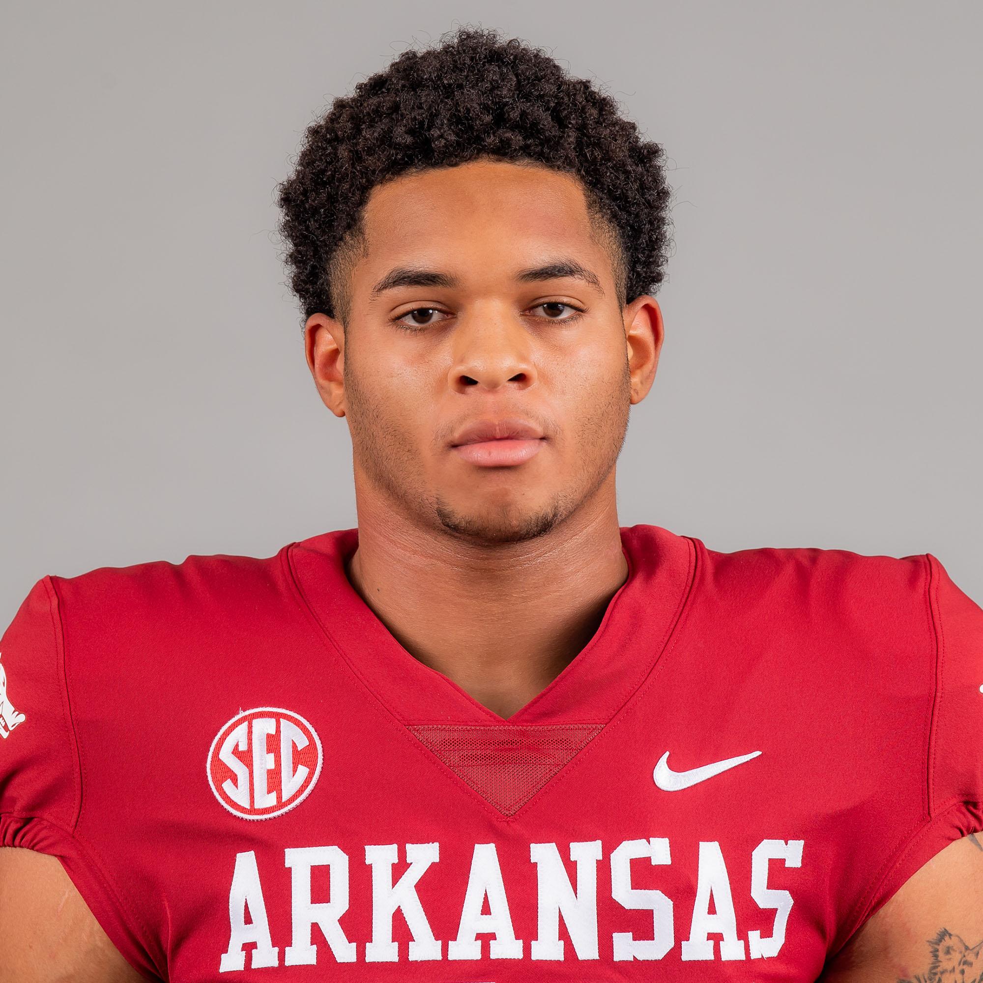 Zach Williams - Football - Arkansas Razorbacks