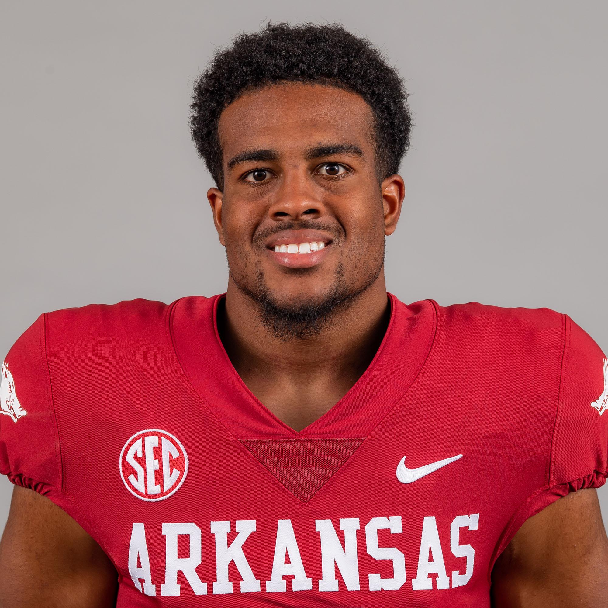 Kendall Catalon - Football - Arkansas Razorbacks