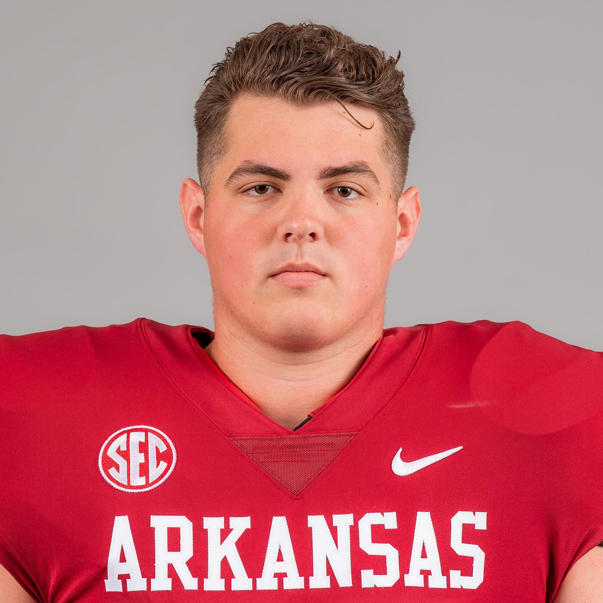 Drew Vest - Football - Arkansas Razorbacks