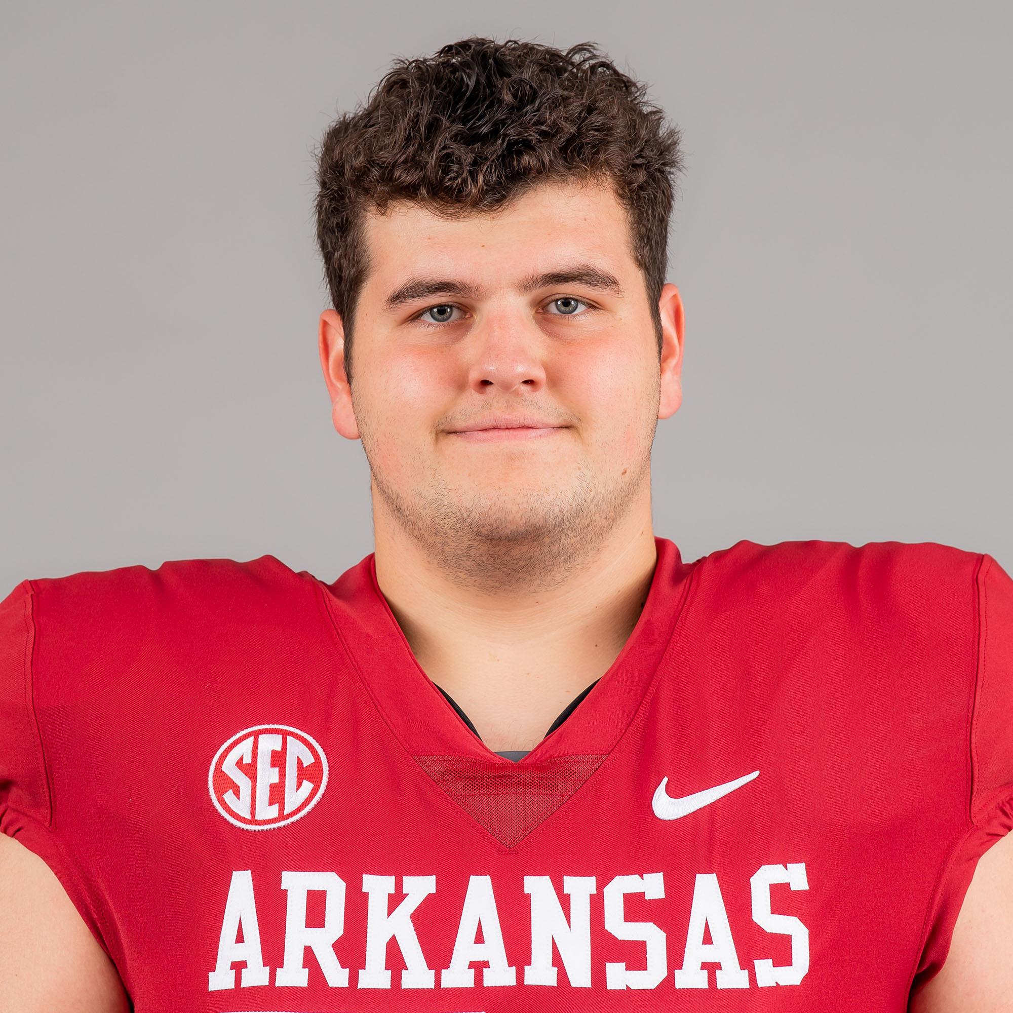 Dylan Rathcke - Football - Arkansas Razorbacks