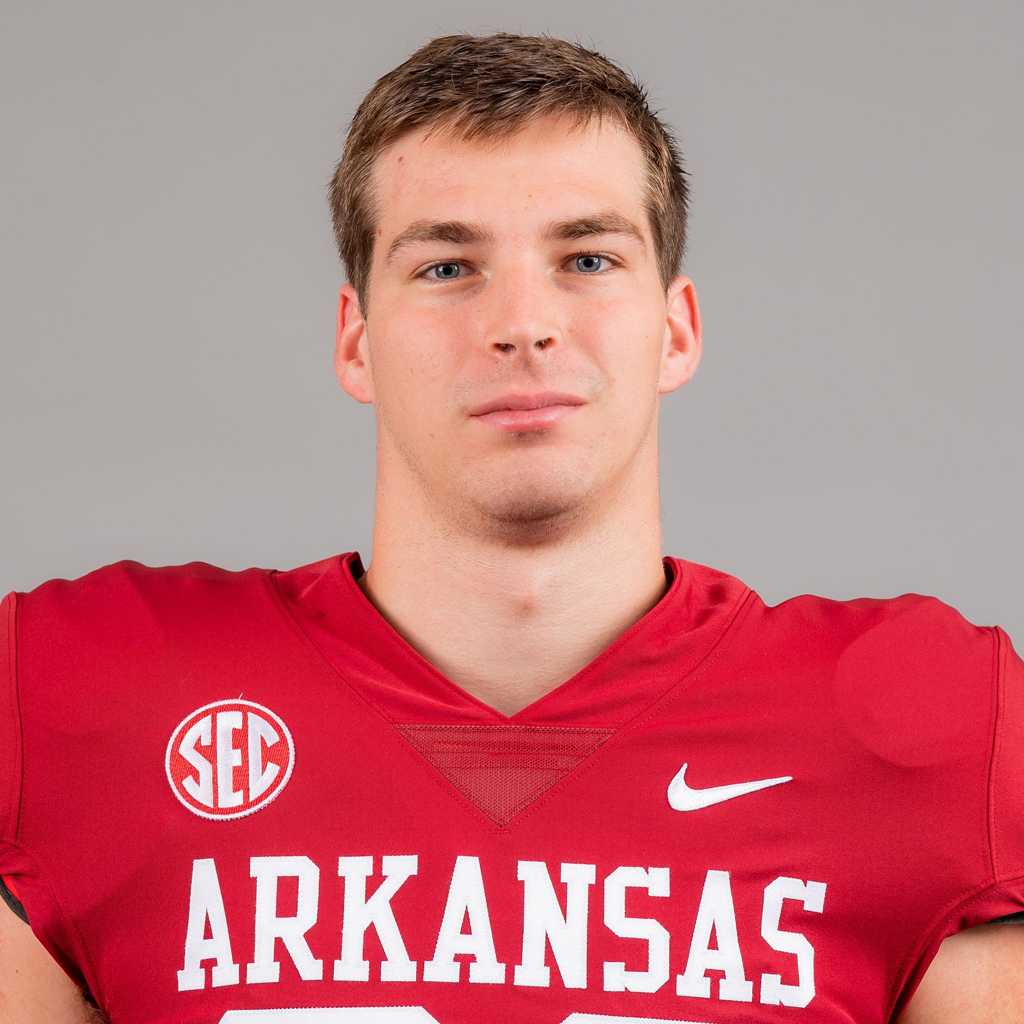 Collin Sutherland - Football - Arkansas Razorbacks