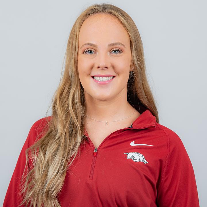 Abby Johnston - Gymnastics - Arkansas Razorbacks