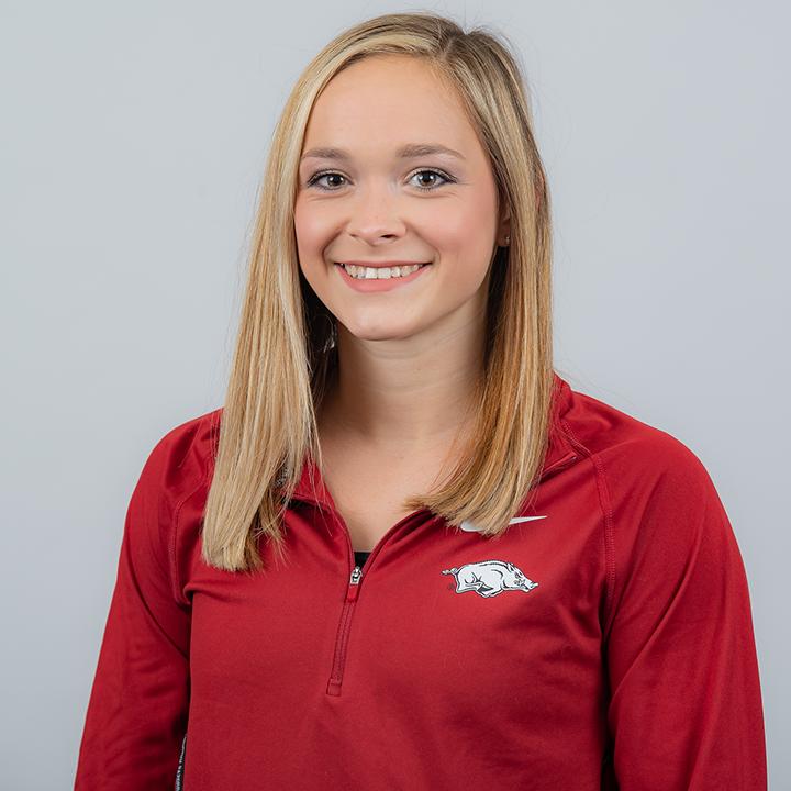 Amanda Elswick - Gymnastics - Arkansas Razorbacks