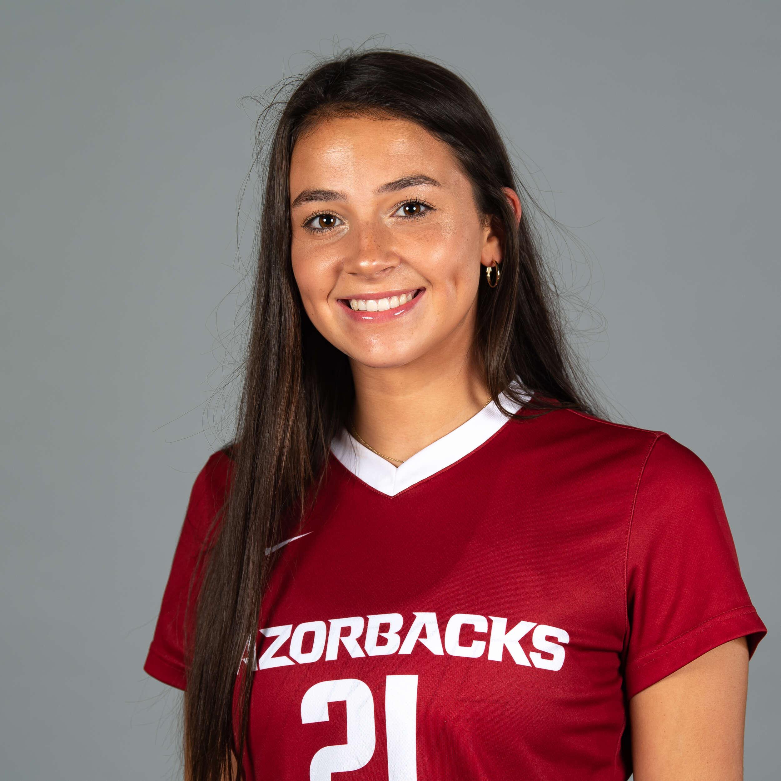 Ava Tankersley - Soccer - Arkansas Razorbacks