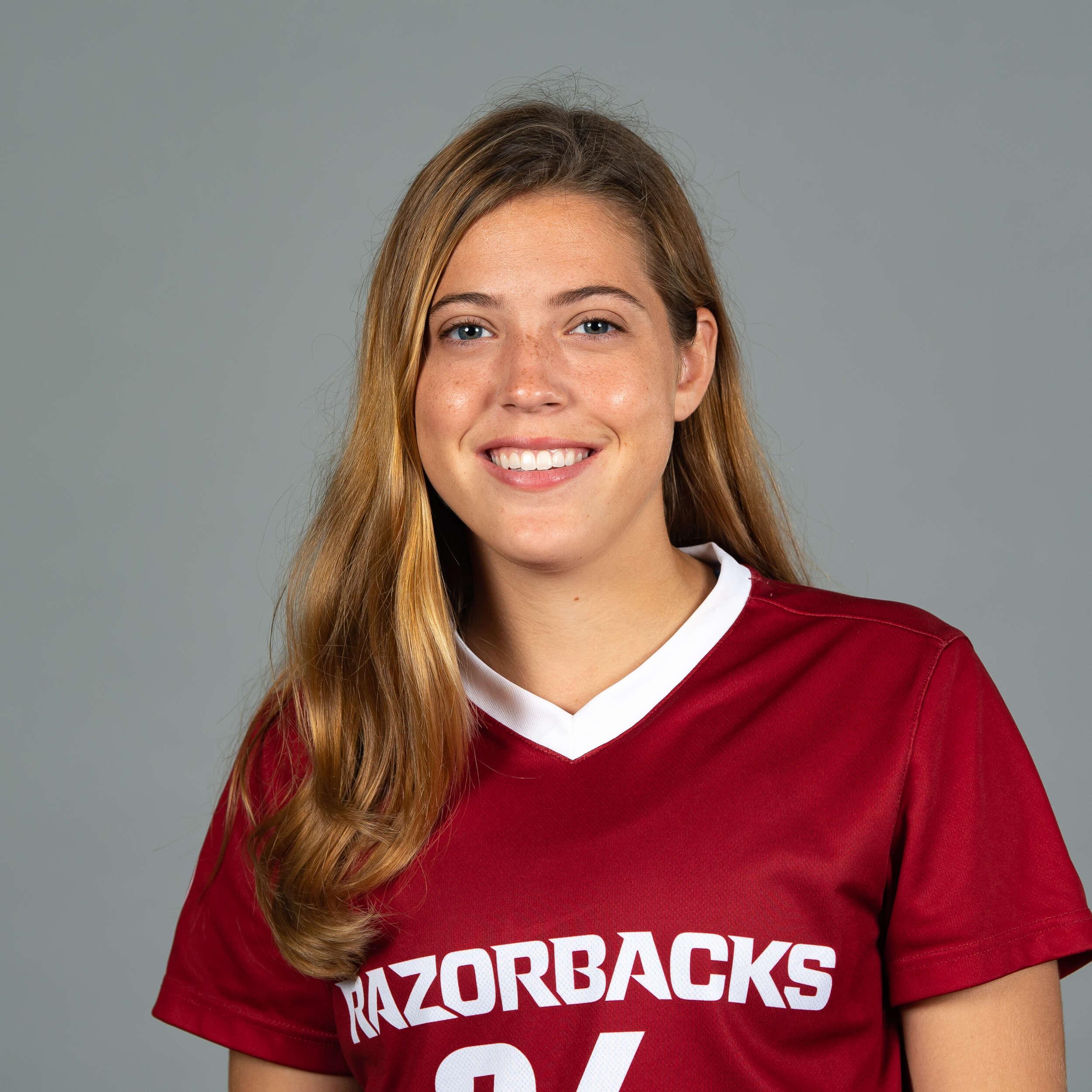 Callie Hurley - Soccer - Arkansas Razorbacks
