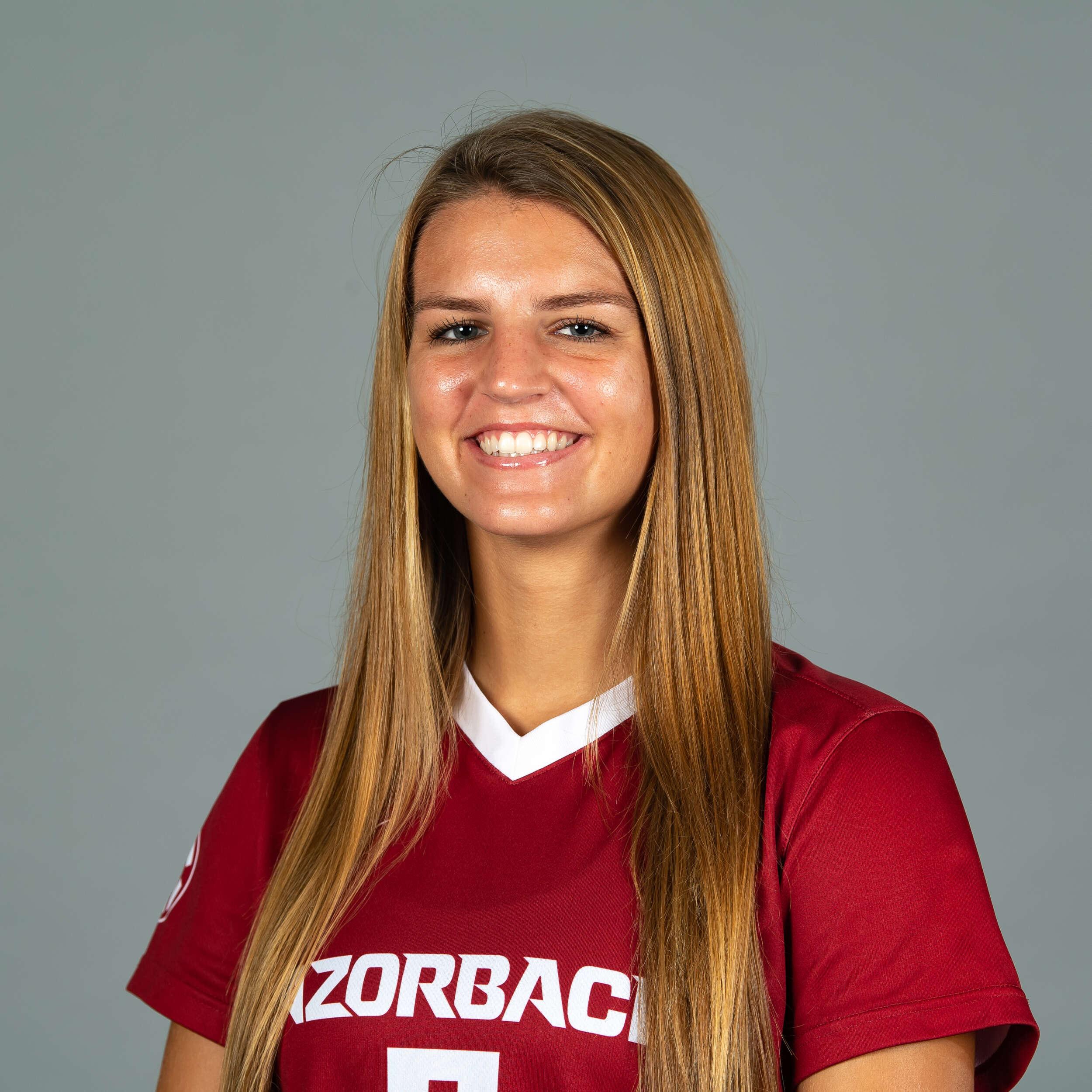 Caroline Brooks - Soccer - Arkansas Razorbacks