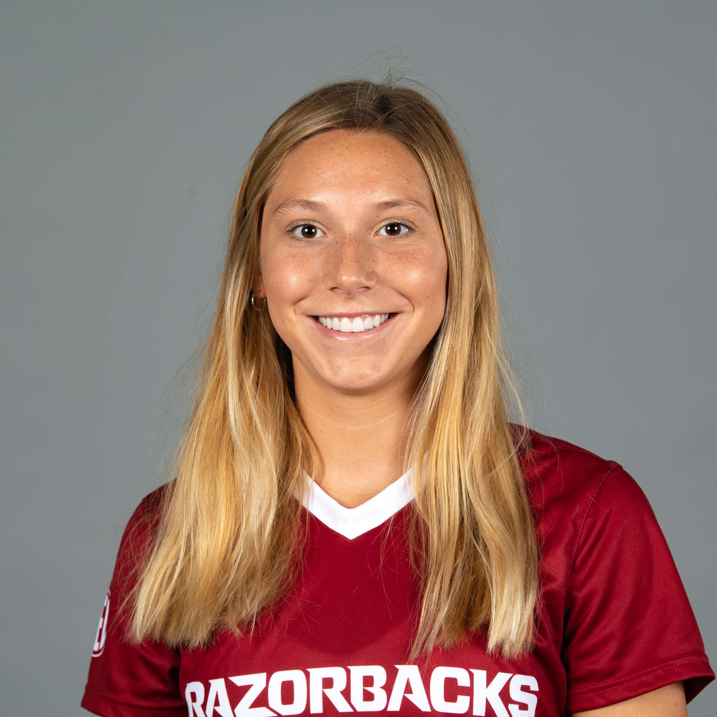 Ellie Podojil - Soccer - Arkansas Razorbacks