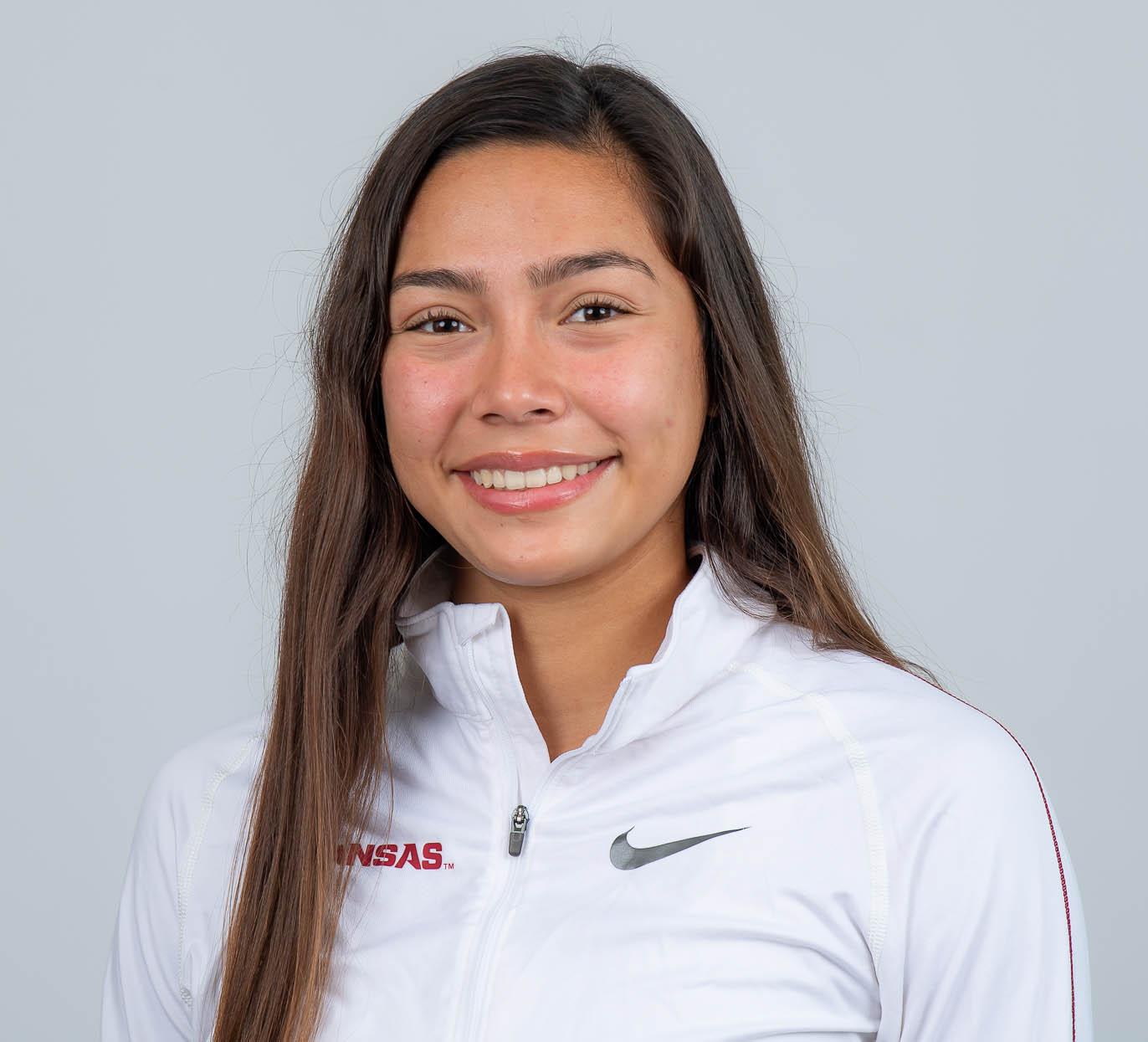 Teralyn Guardado - Women's Track & Field - Arkansas Razorbacks