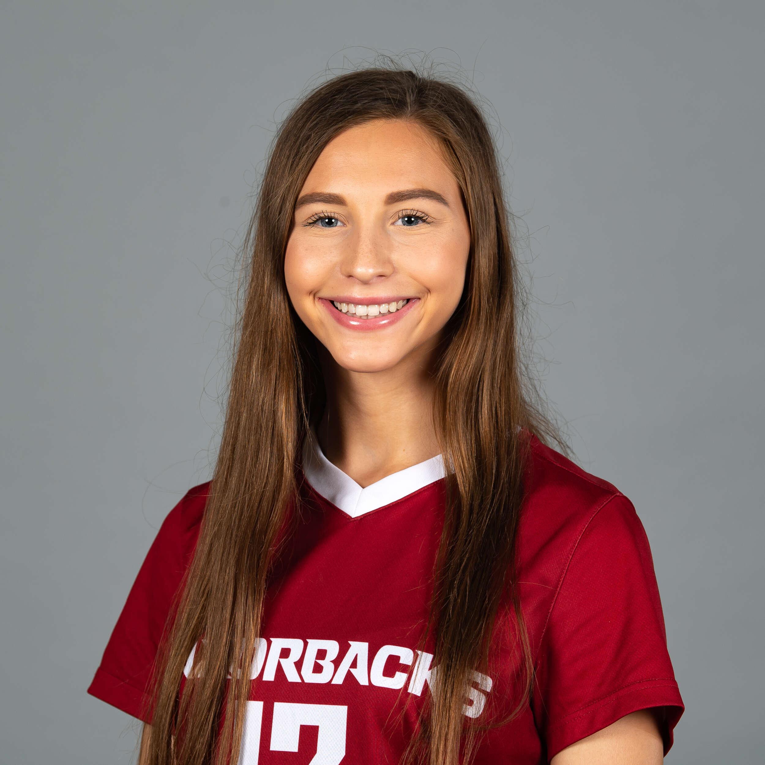 Hannah Gott - Soccer - Arkansas Razorbacks