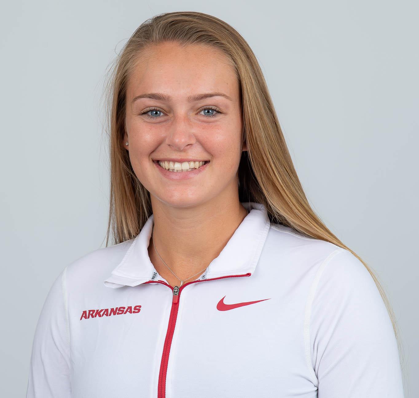 Mackenzie Hayward - Women's Track & Field - Arkansas Razorbacks