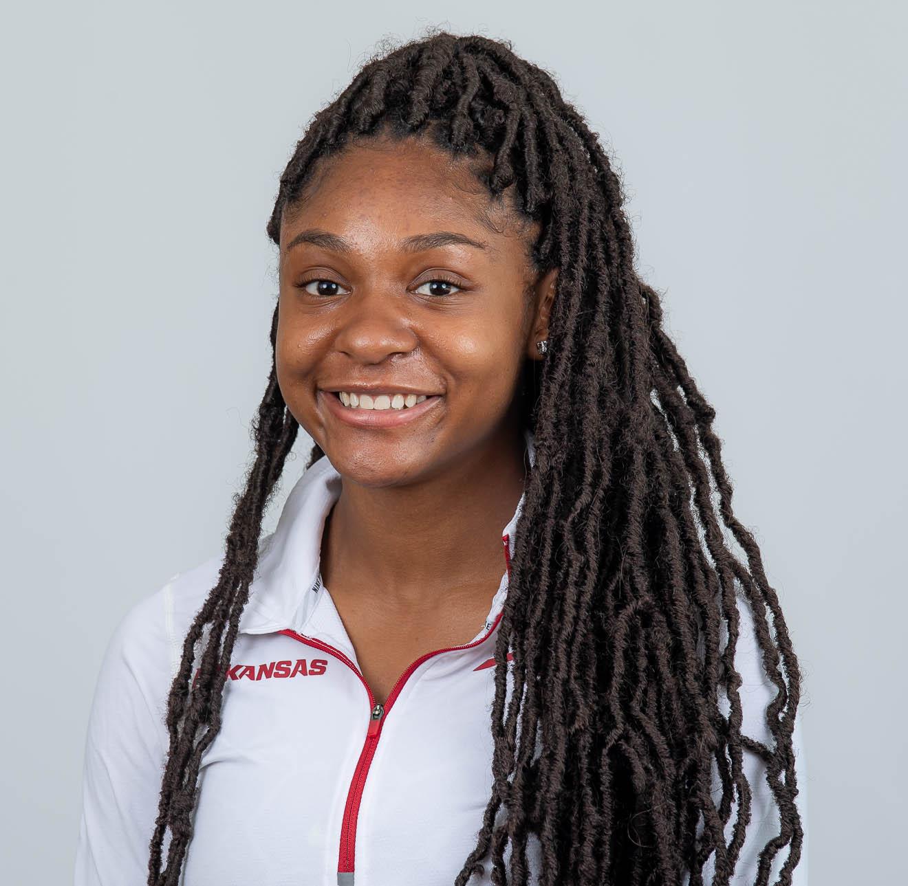Jayla Hollis - Women's Track & Field - Arkansas Razorbacks