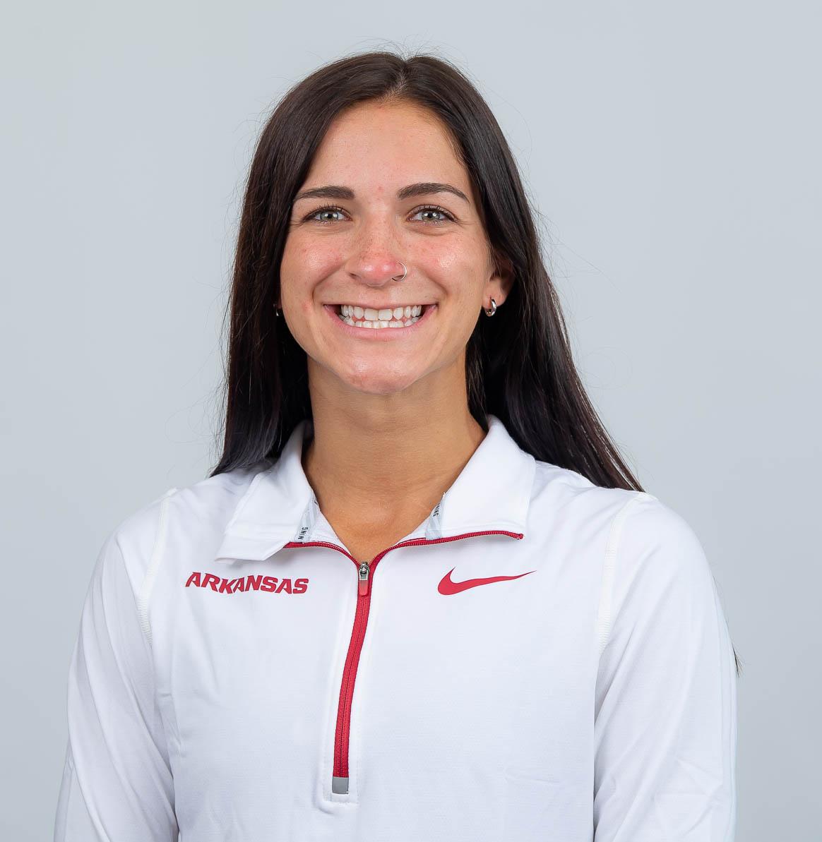 Gracie Hyde - Women's Track & Field - Arkansas Razorbacks