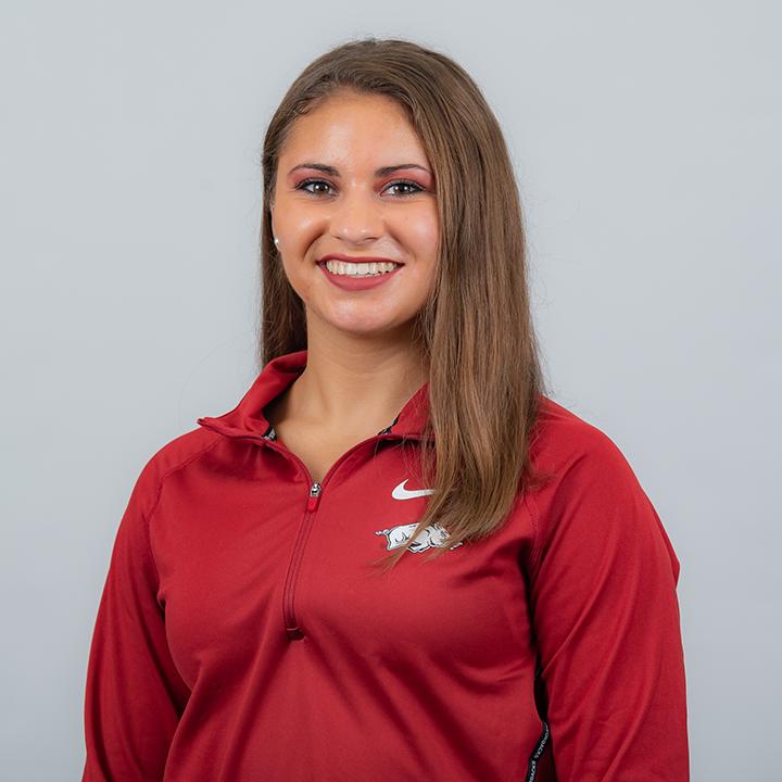 Kiara Gianfagna - Gymnastics - Arkansas Razorbacks