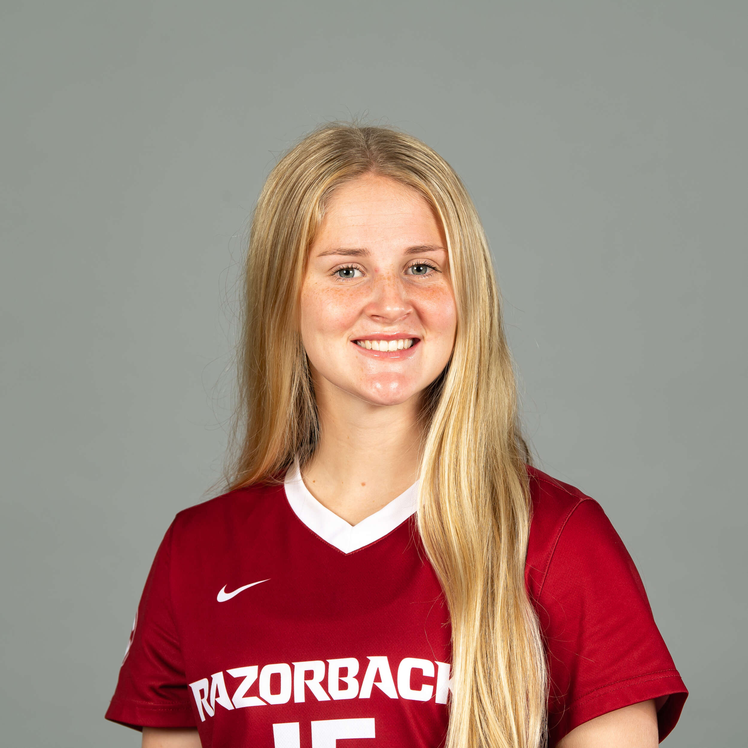 Mackenzie Frederick - Soccer - Arkansas Razorbacks