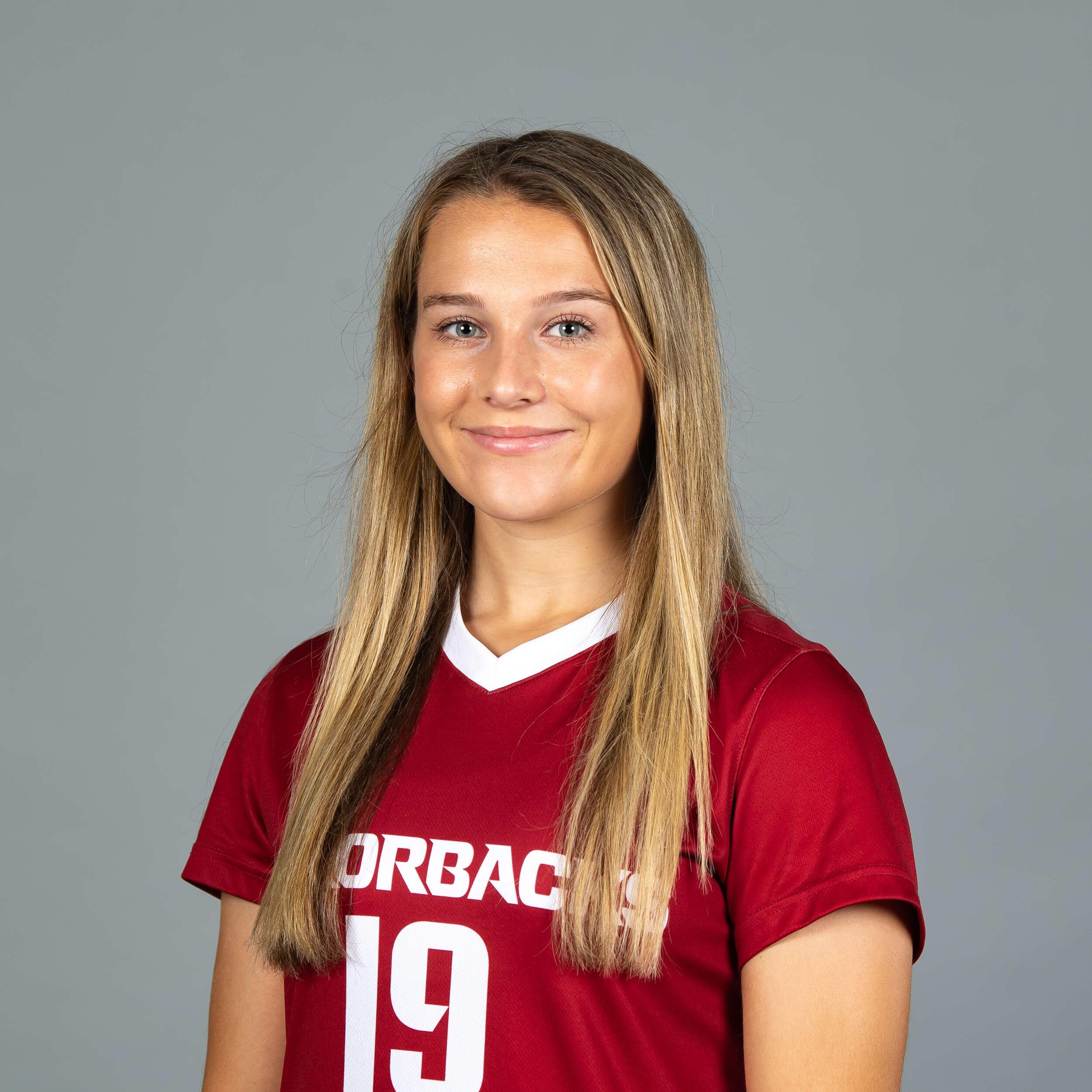 Margot Reemtsen - Soccer - Arkansas Razorbacks