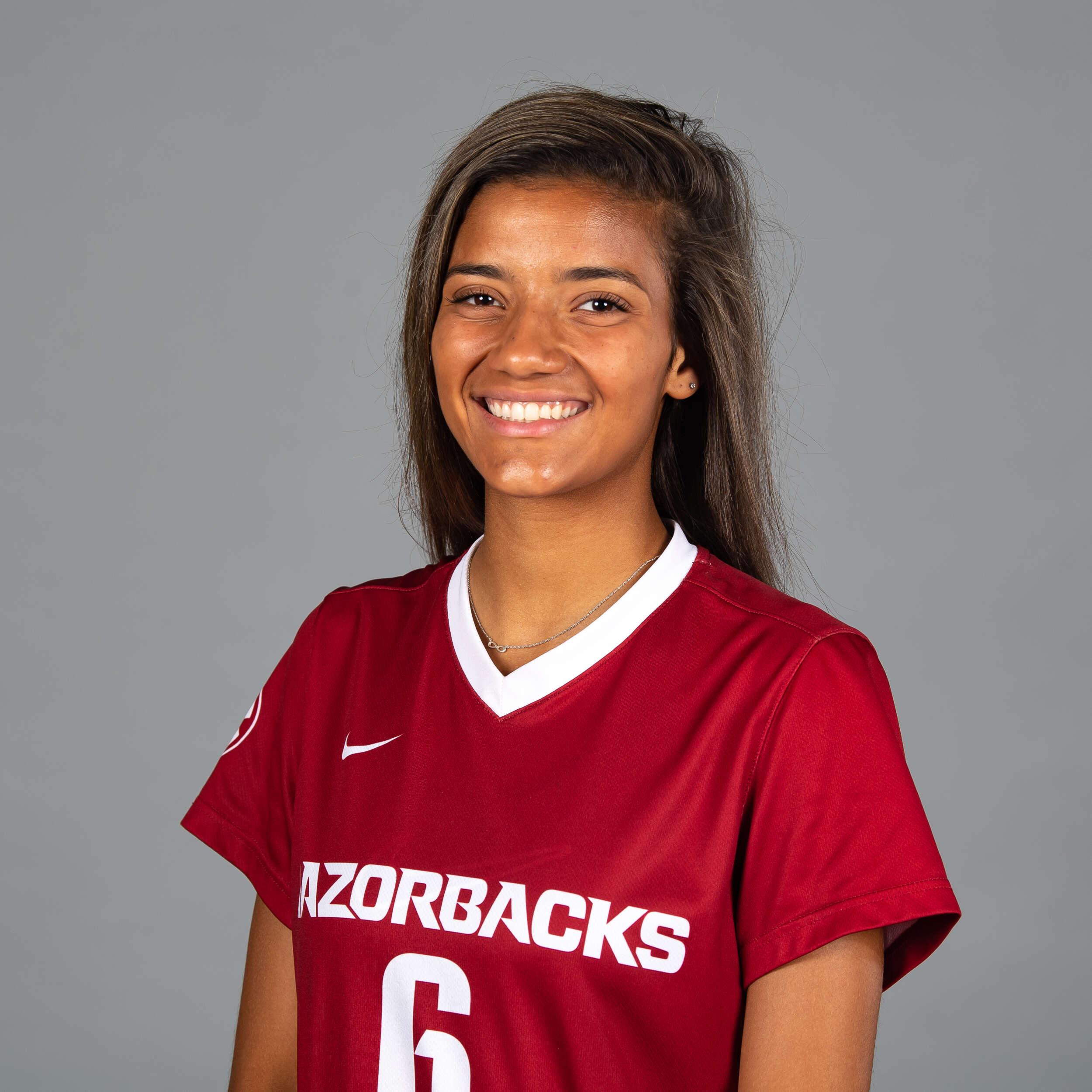 Mia Wehby - Soccer - Arkansas Razorbacks
