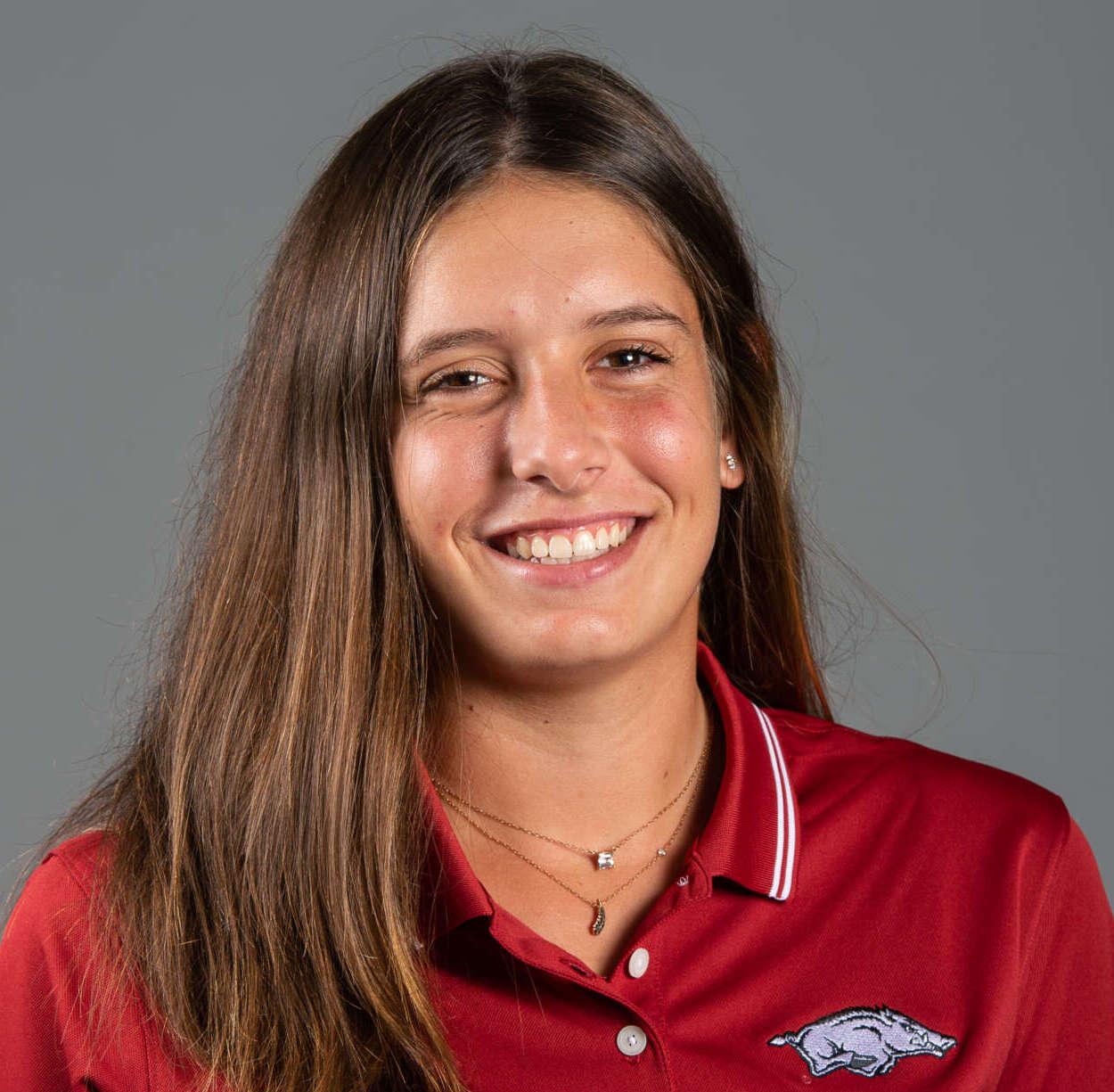 Miriam Ayora - Women's Golf - Arkansas Razorbacks