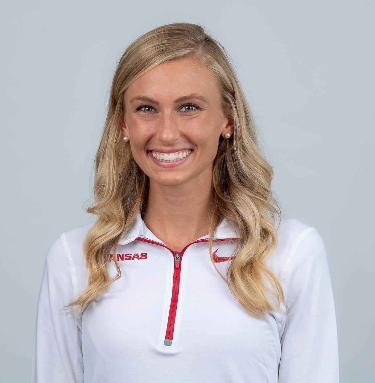 Logan Morris - Women's Track & Field - Arkansas Razorbacks