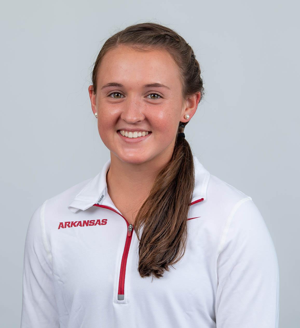 Claire Openshaw - Women's Track & Field - Arkansas Razorbacks