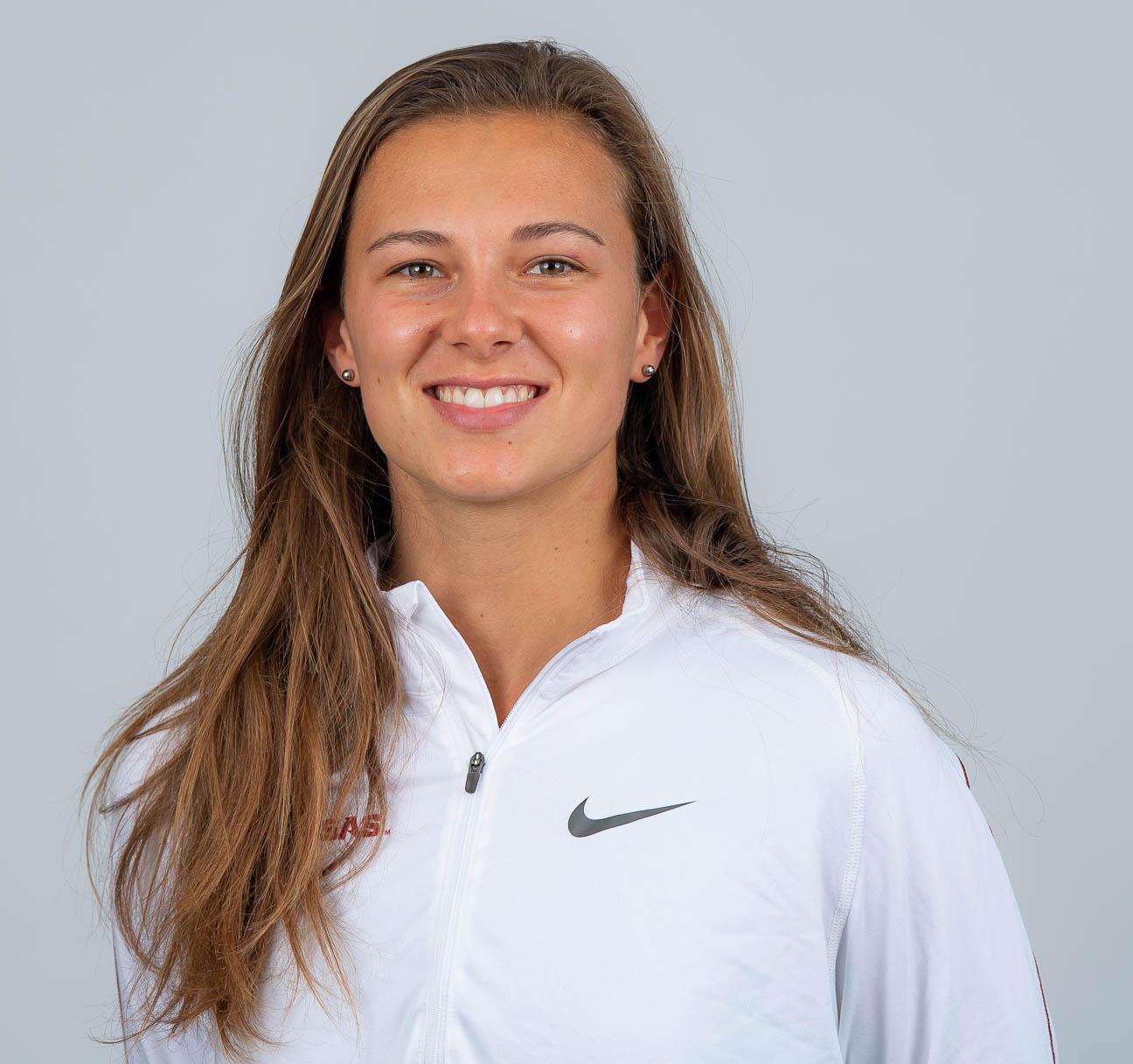 Elien Vekemans - Women's Track & Field - Arkansas Razorbacks